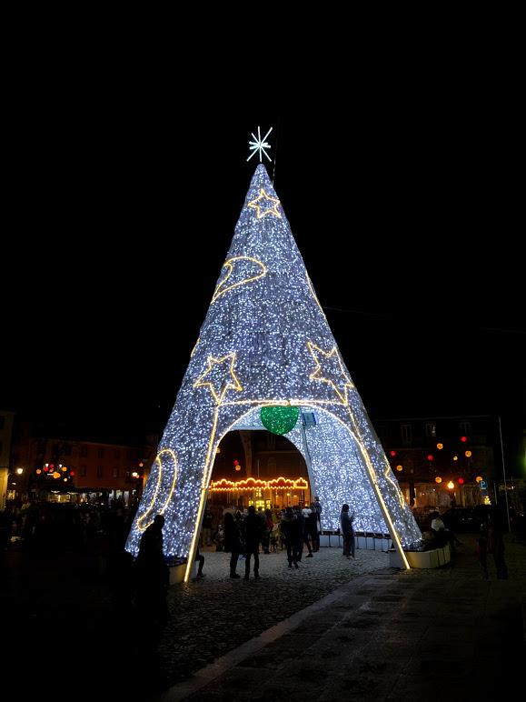 Árvore de Natal Sintra