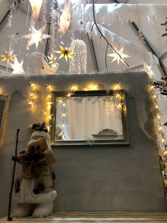 Castelo Branco Decoração de Natal