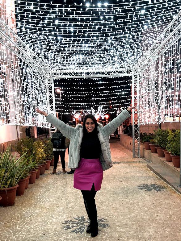Natal Branco em Castelo Branco