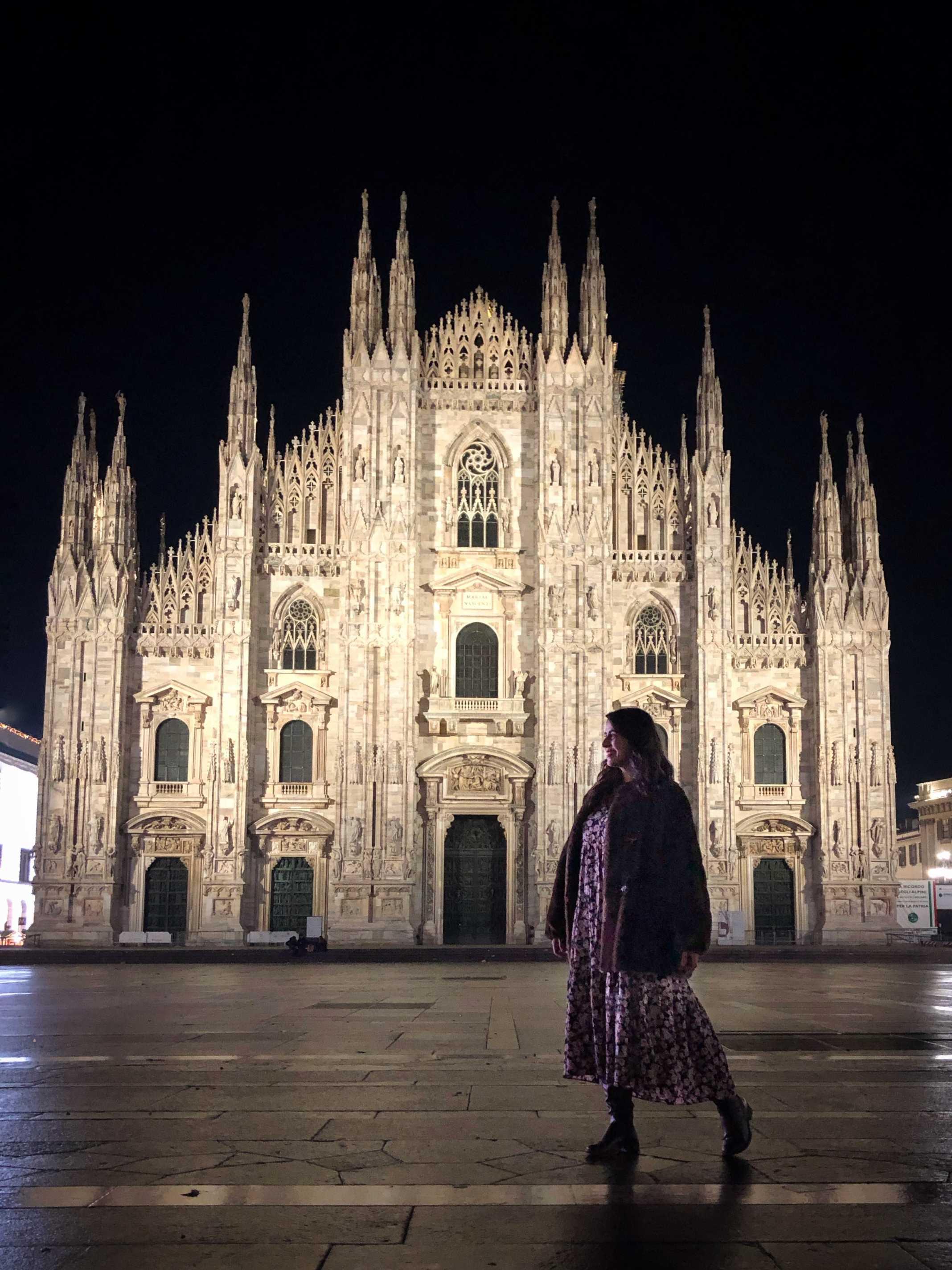 Como ver Duomo Milão Vazio