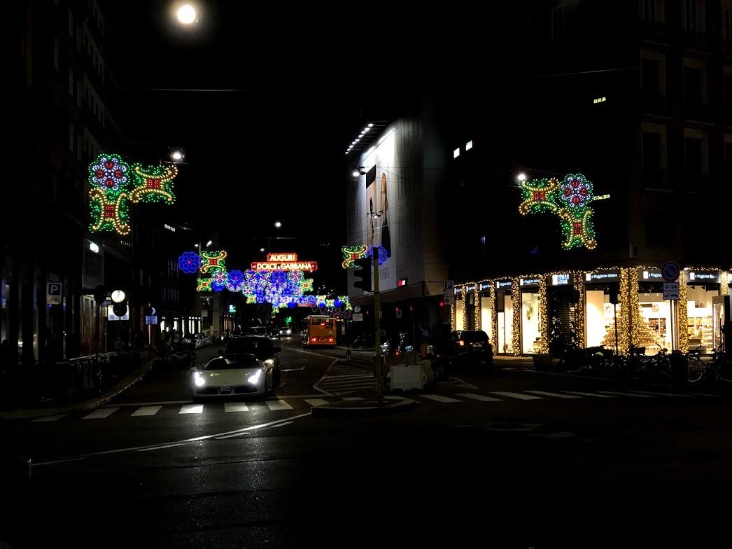 Dolce & Gabbana Natal Milão