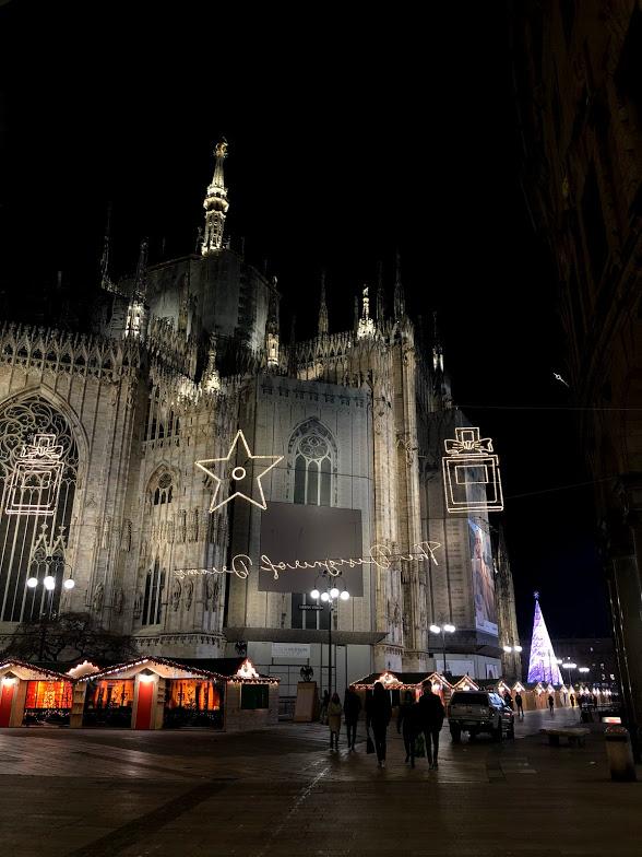 Duomo Milão Natal