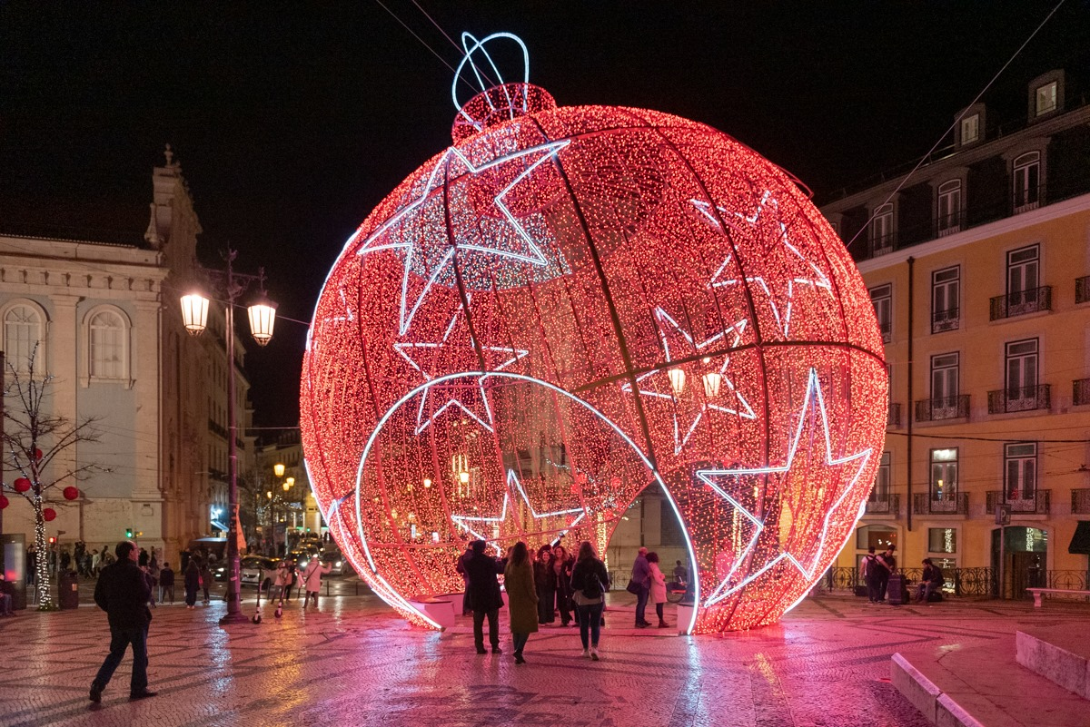 Lisboa no Natal