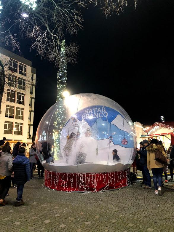 Natal Branco Castelo Branco
