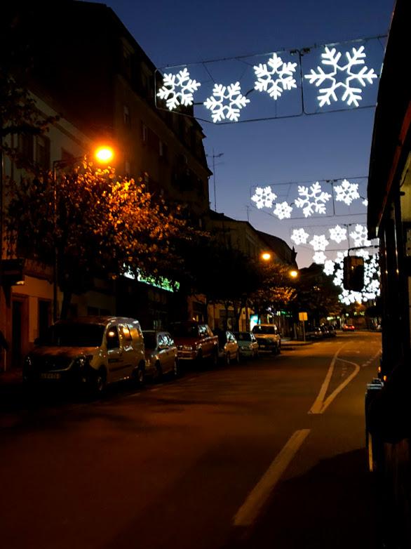 Natal em Castelo Branco