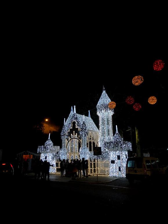 Natal em Sintra Portugal