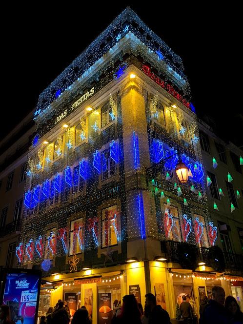 Natal Lisboa Baixa