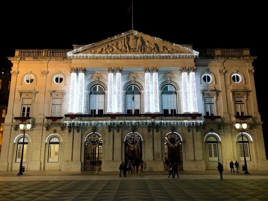 Natal Lisboa Portugal