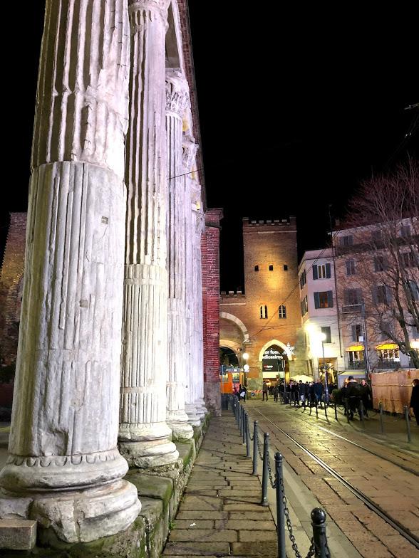 Porta Ticinese, Milão