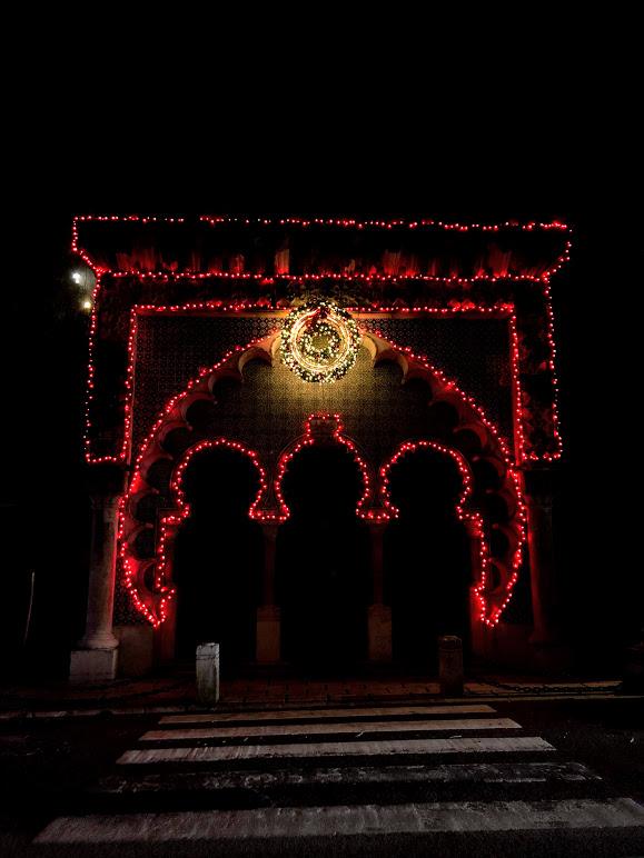 Sintra Decoração de Natal