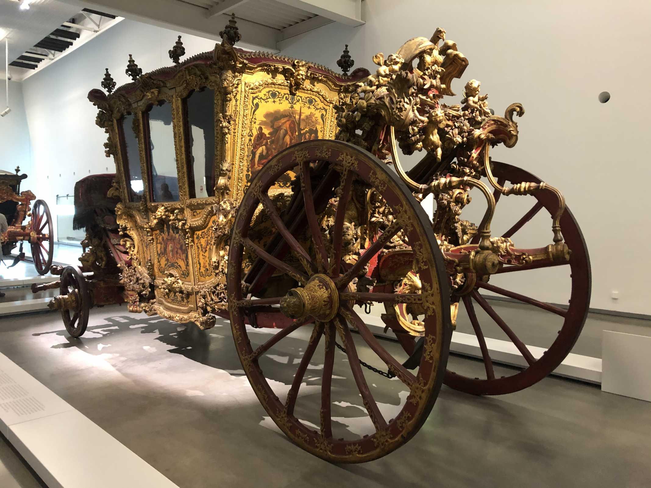 Coach Museum Portugal