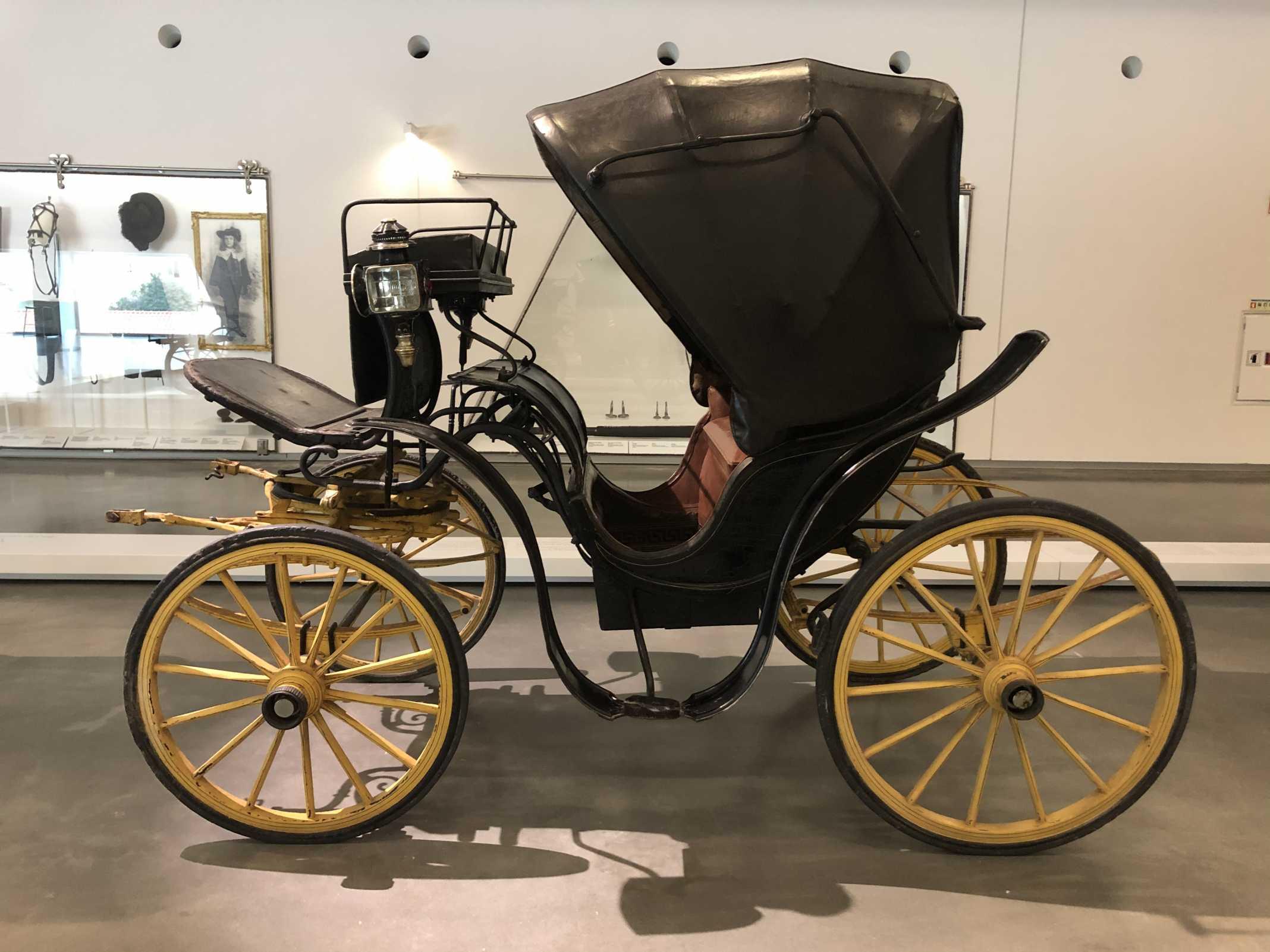Museu carruagens portugal