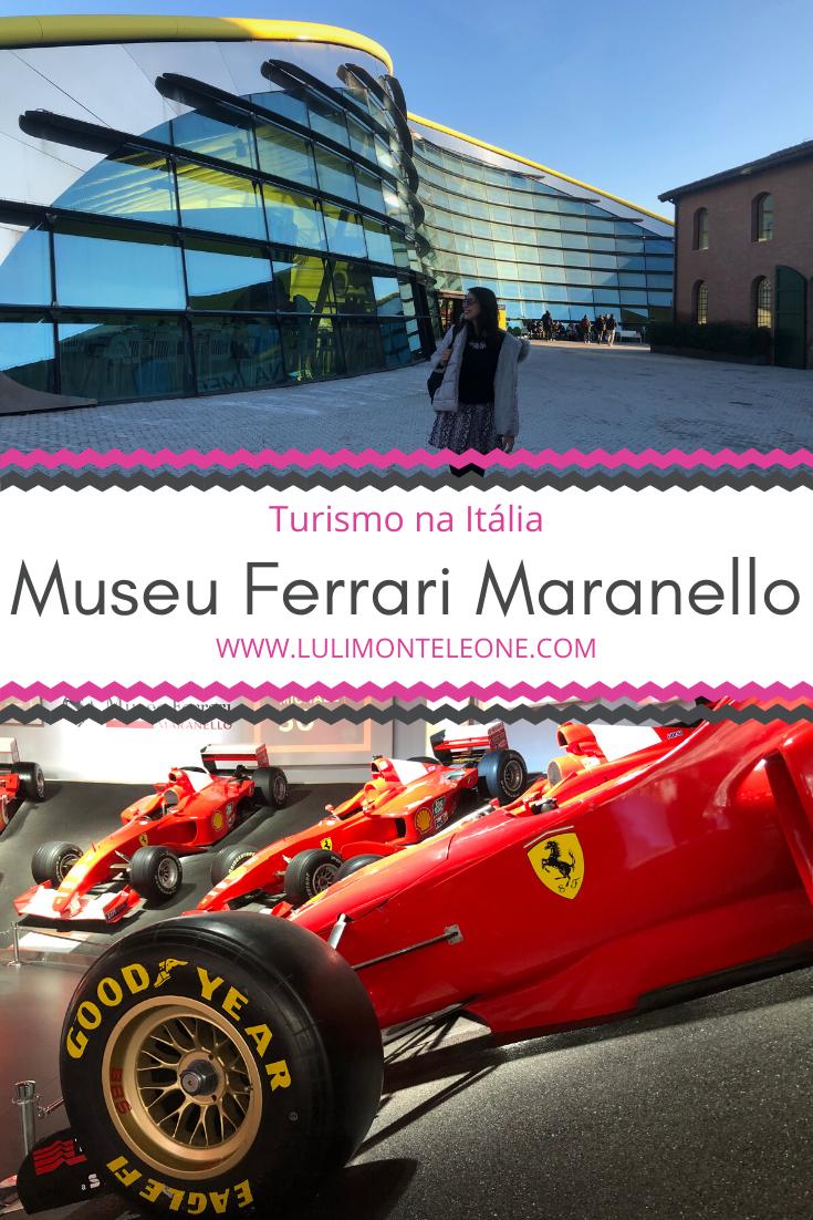 Museu Ferrari Maranello