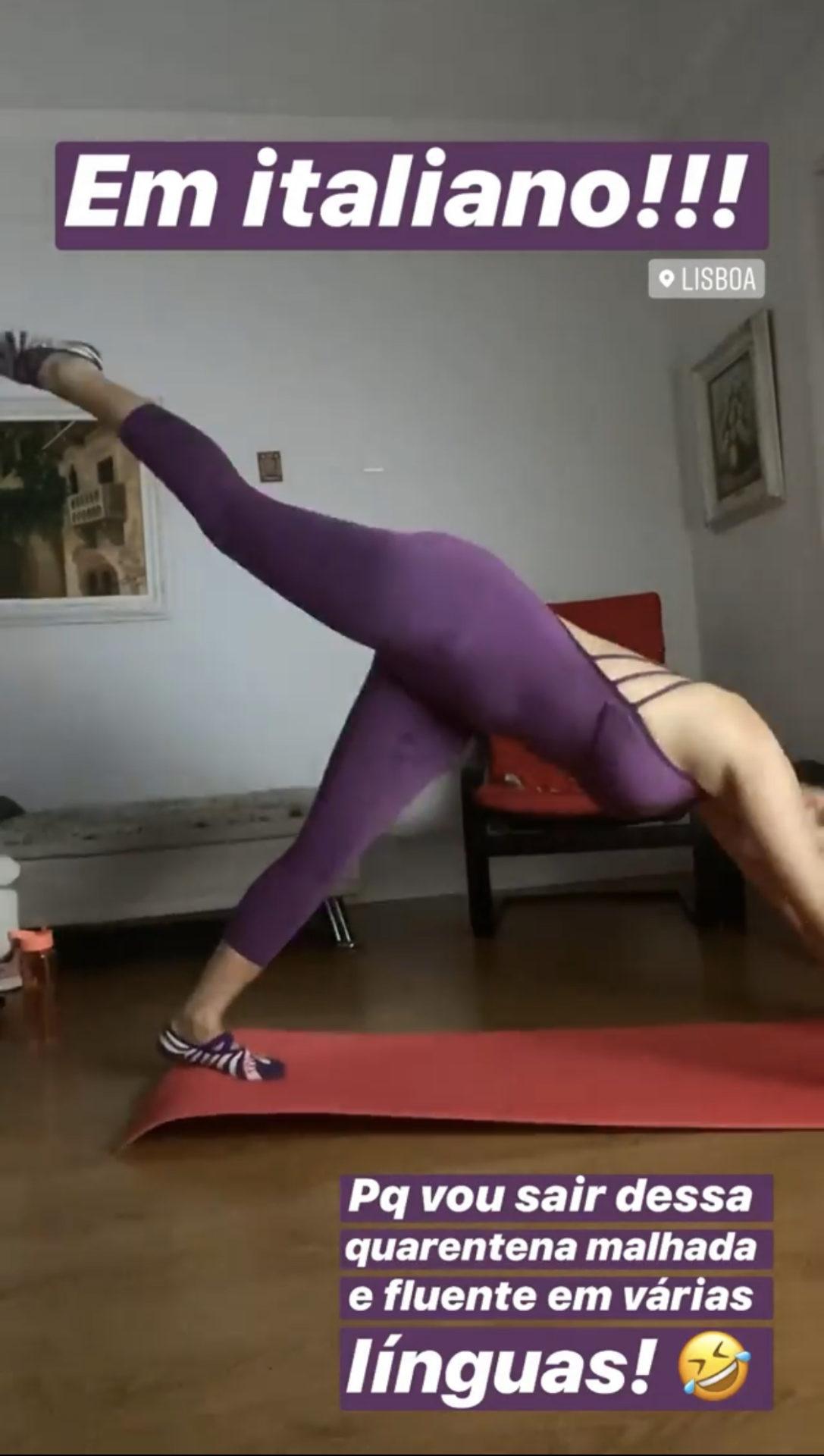 Pilates Quarentena