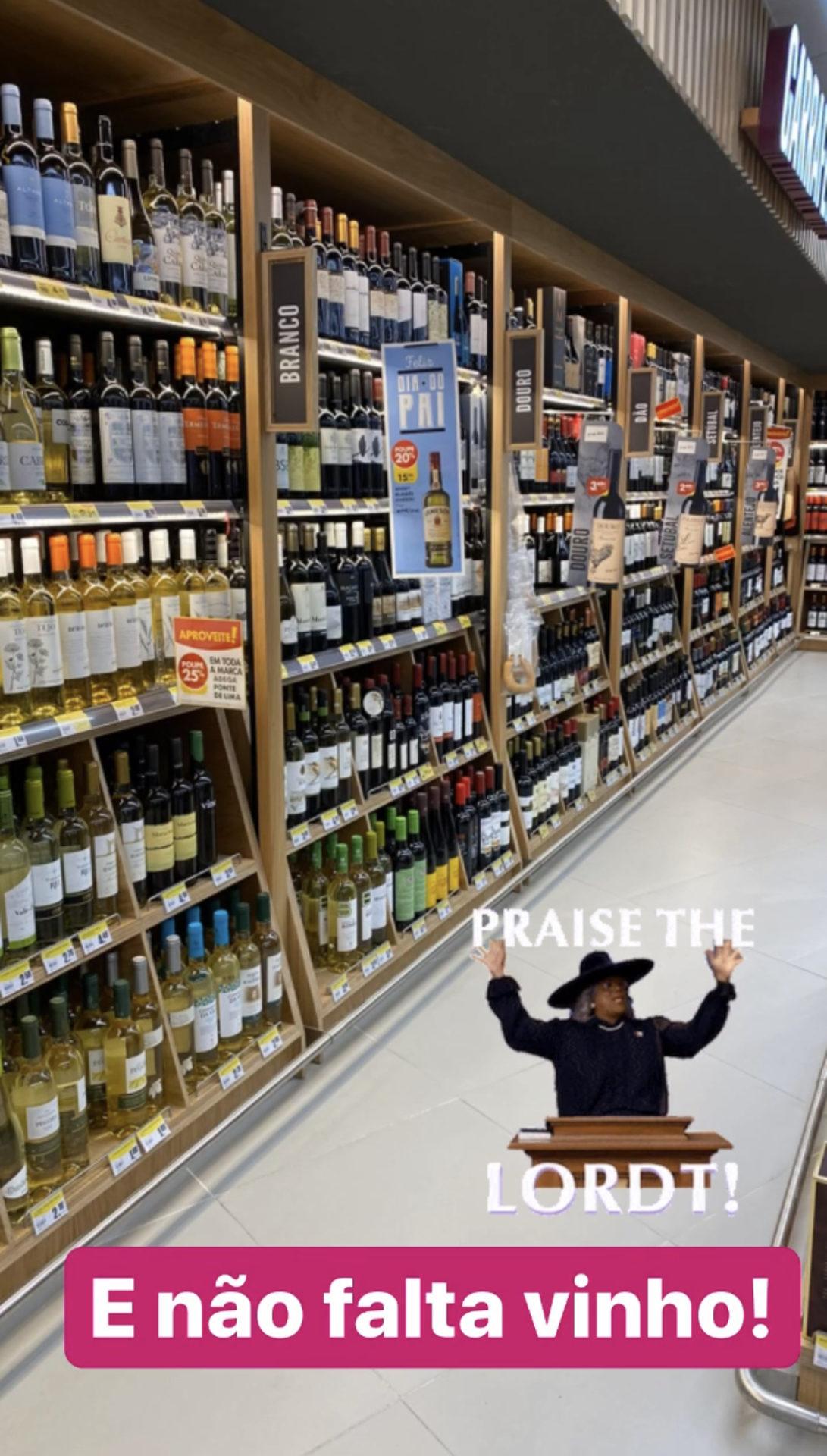 Supermercados portugal quarentena