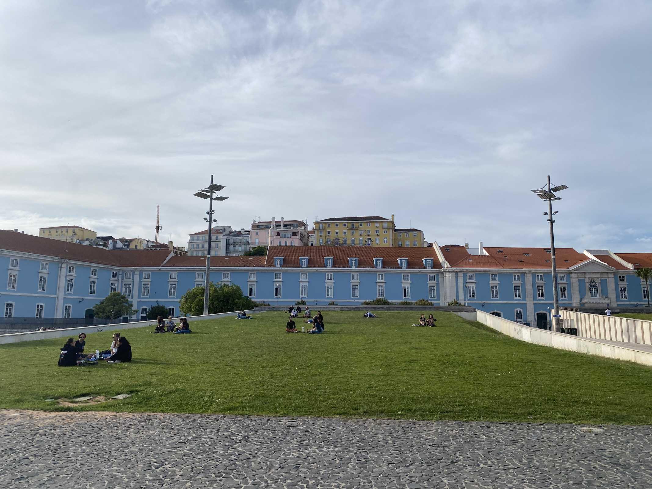 Desconfinamento Lisboa
