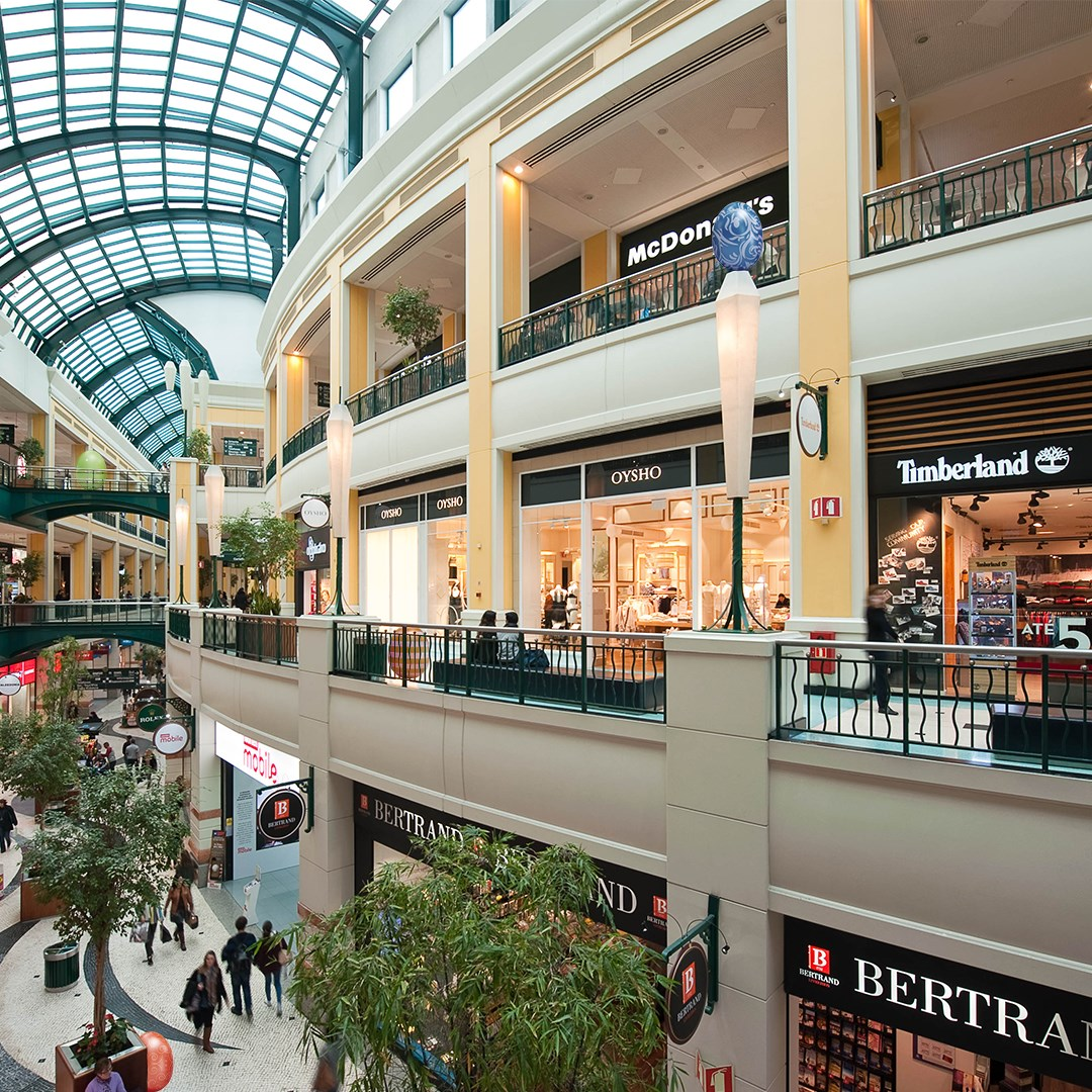 compras em lisboa shopping