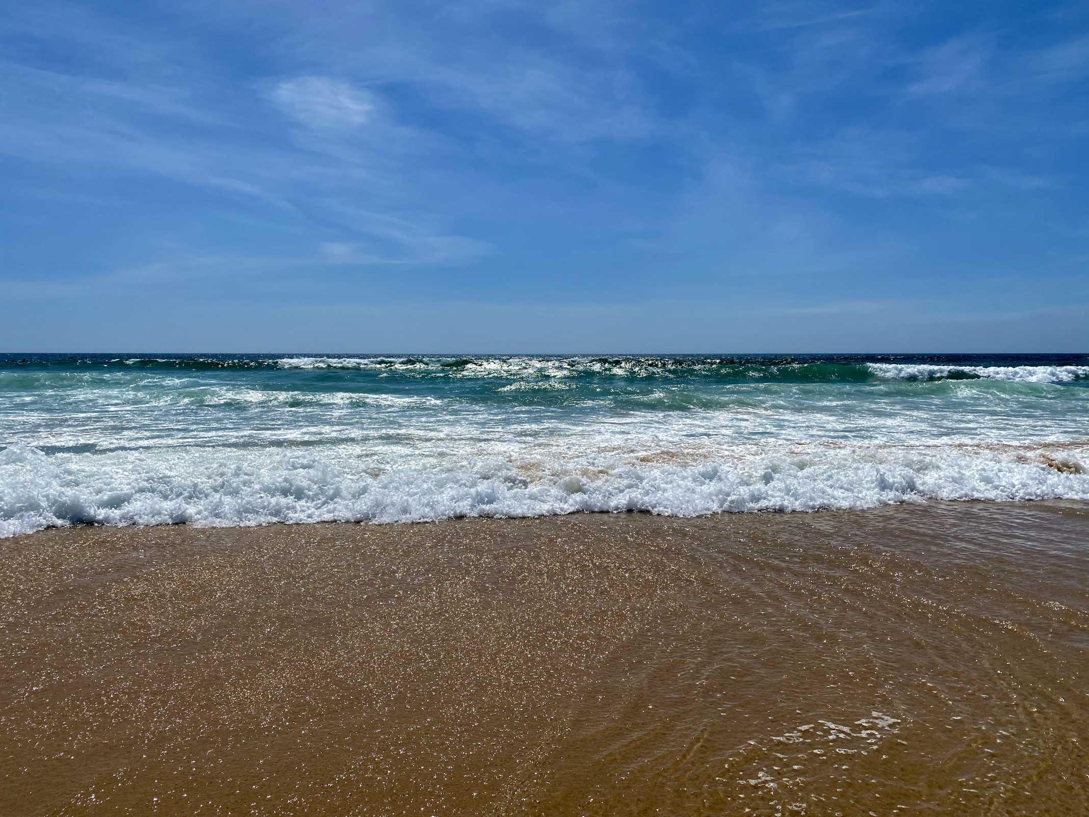 praia Lisboa costa da caparica