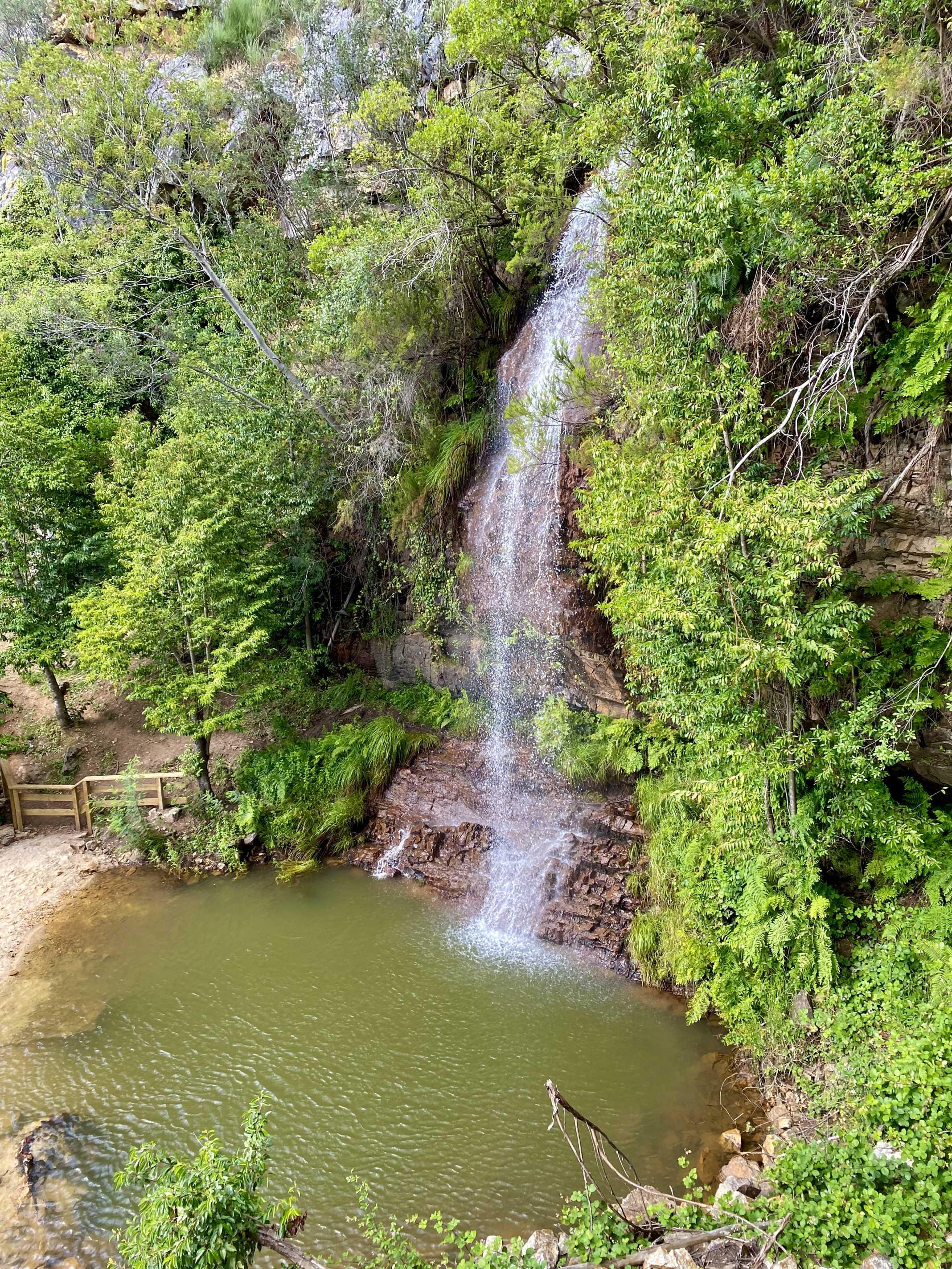 Cascatas da Fraga da Água d'Alta