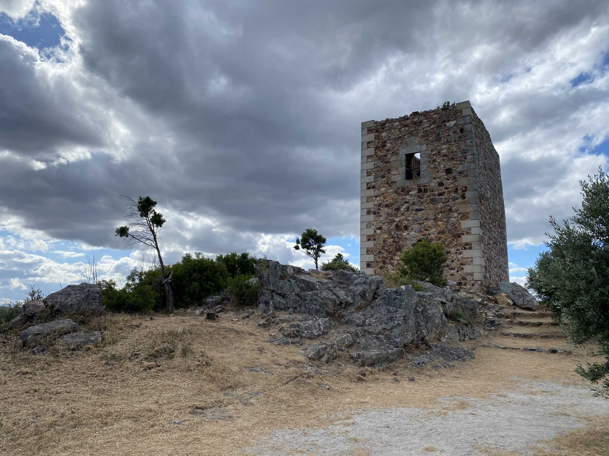 Castelo Rei Vamba