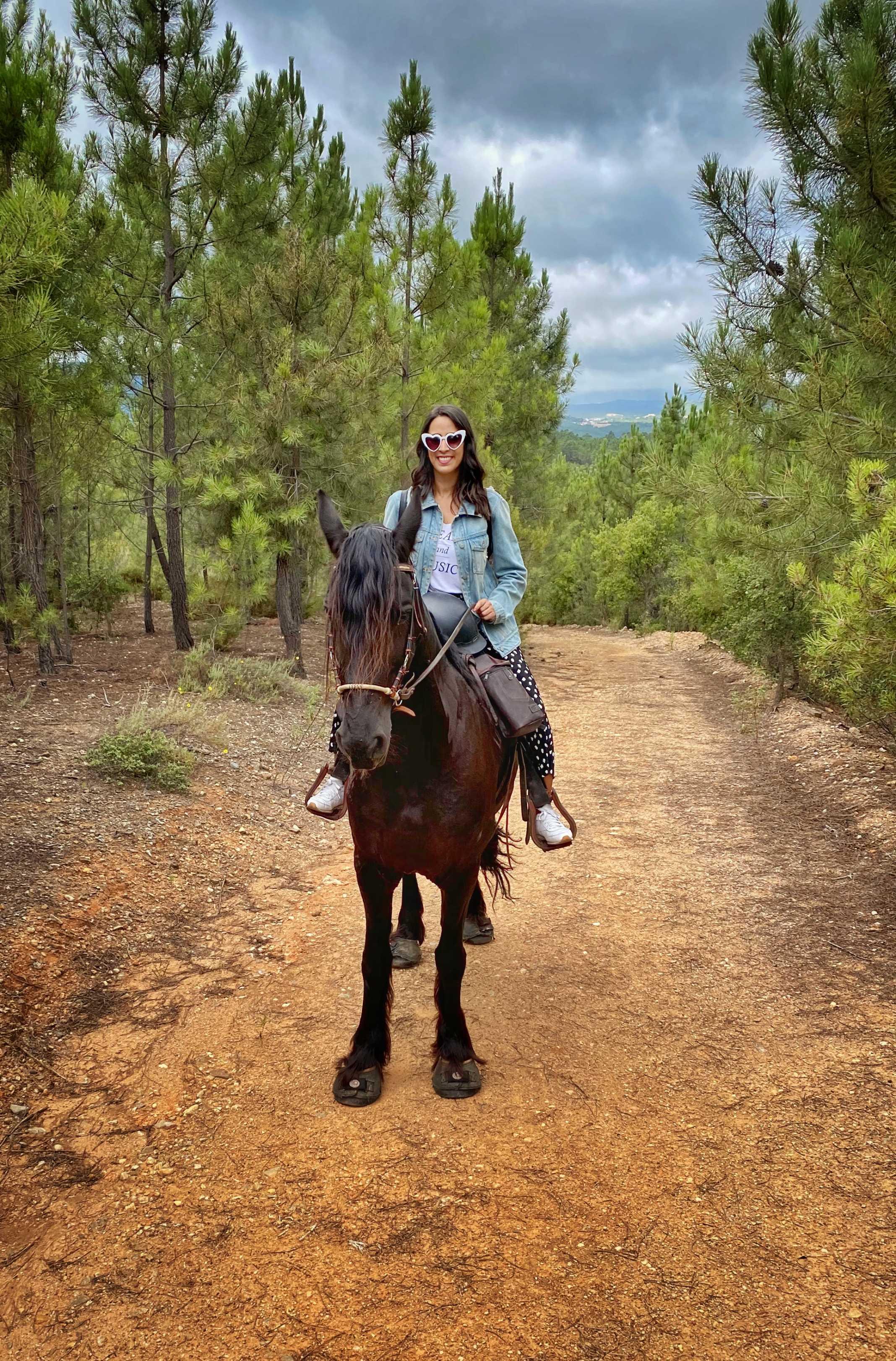 Passeio cavalo Beira Baixa