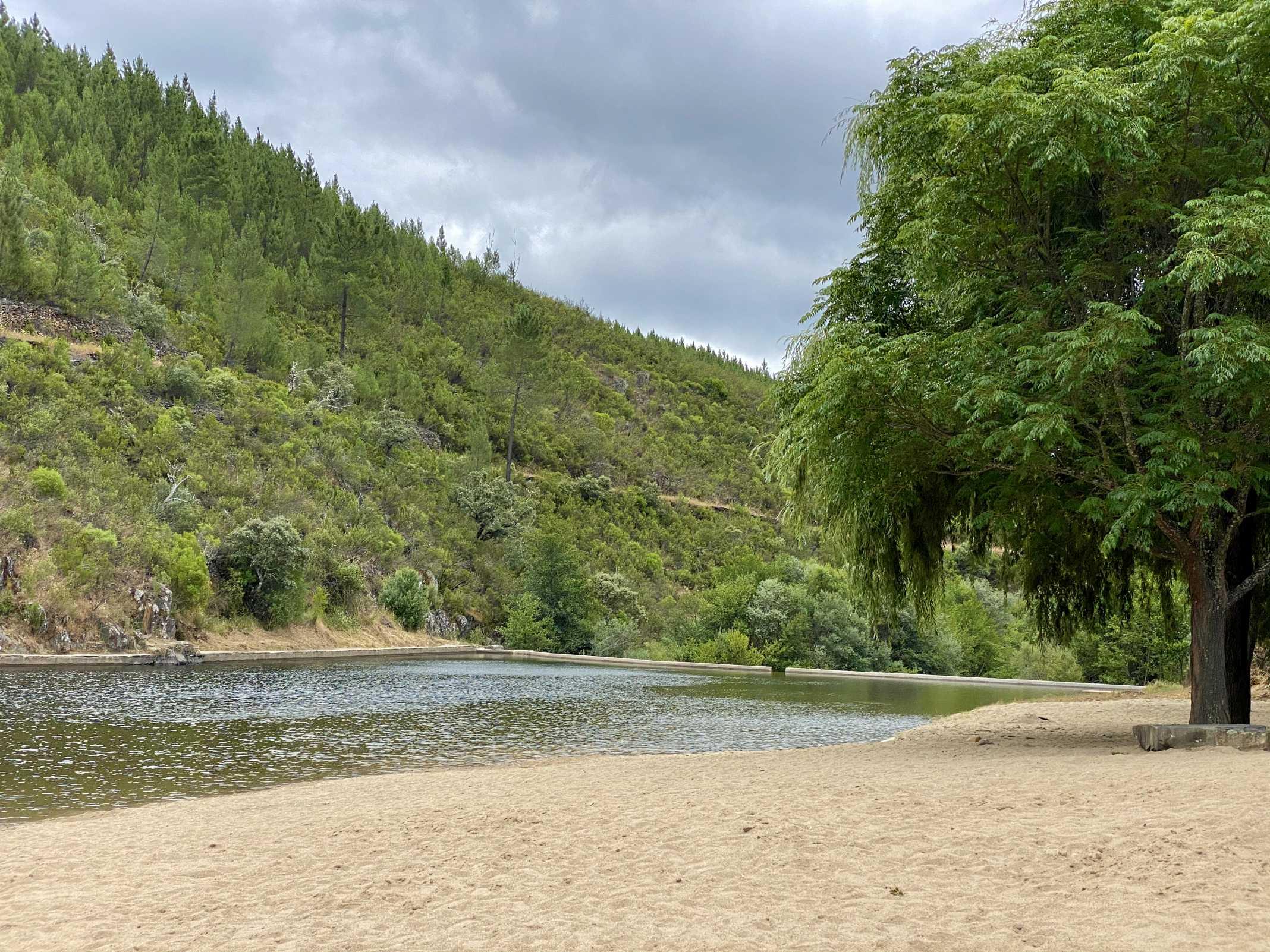 Praia Fluvial da Cerejeira