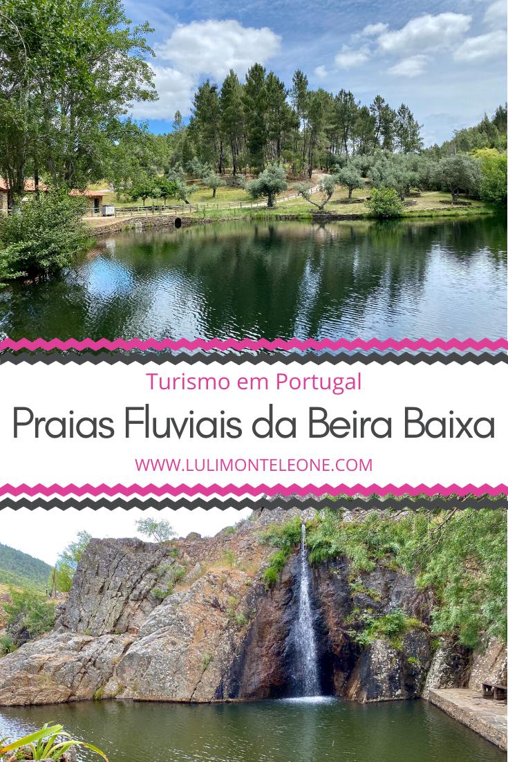 Praias fluviais da Beira Baixa