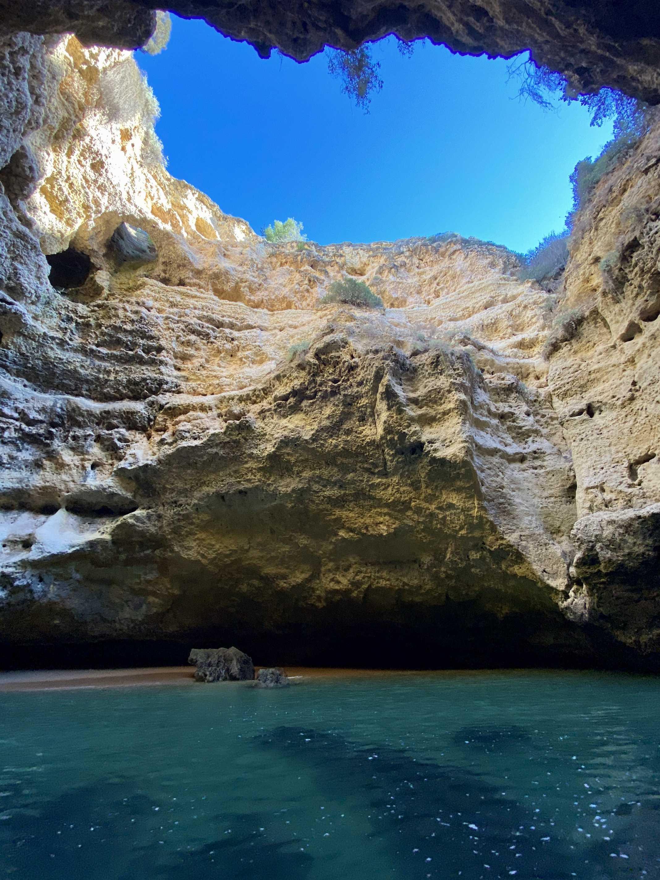 Grutas Algarve Portugal