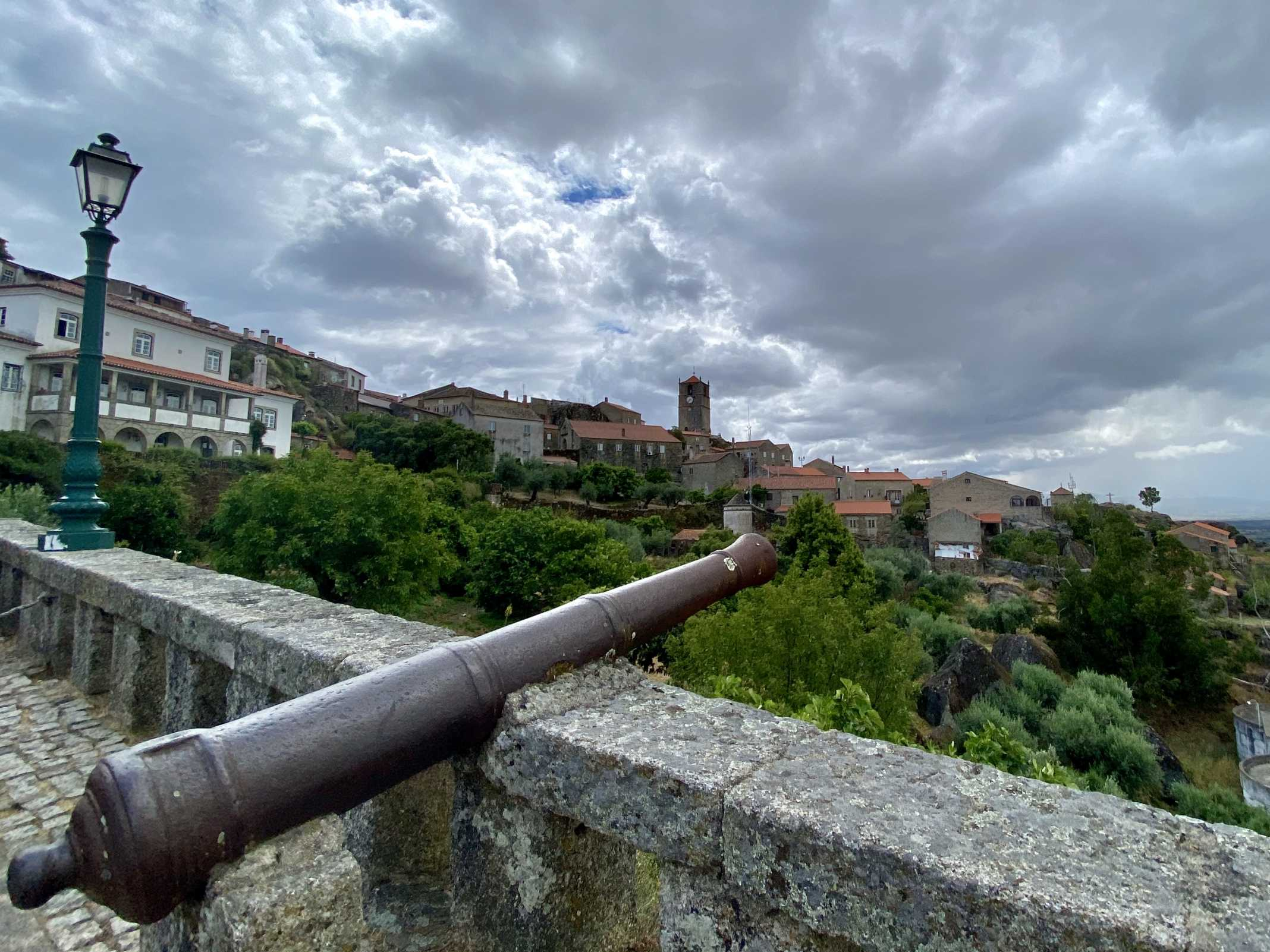 Miradouro monsanto portugal