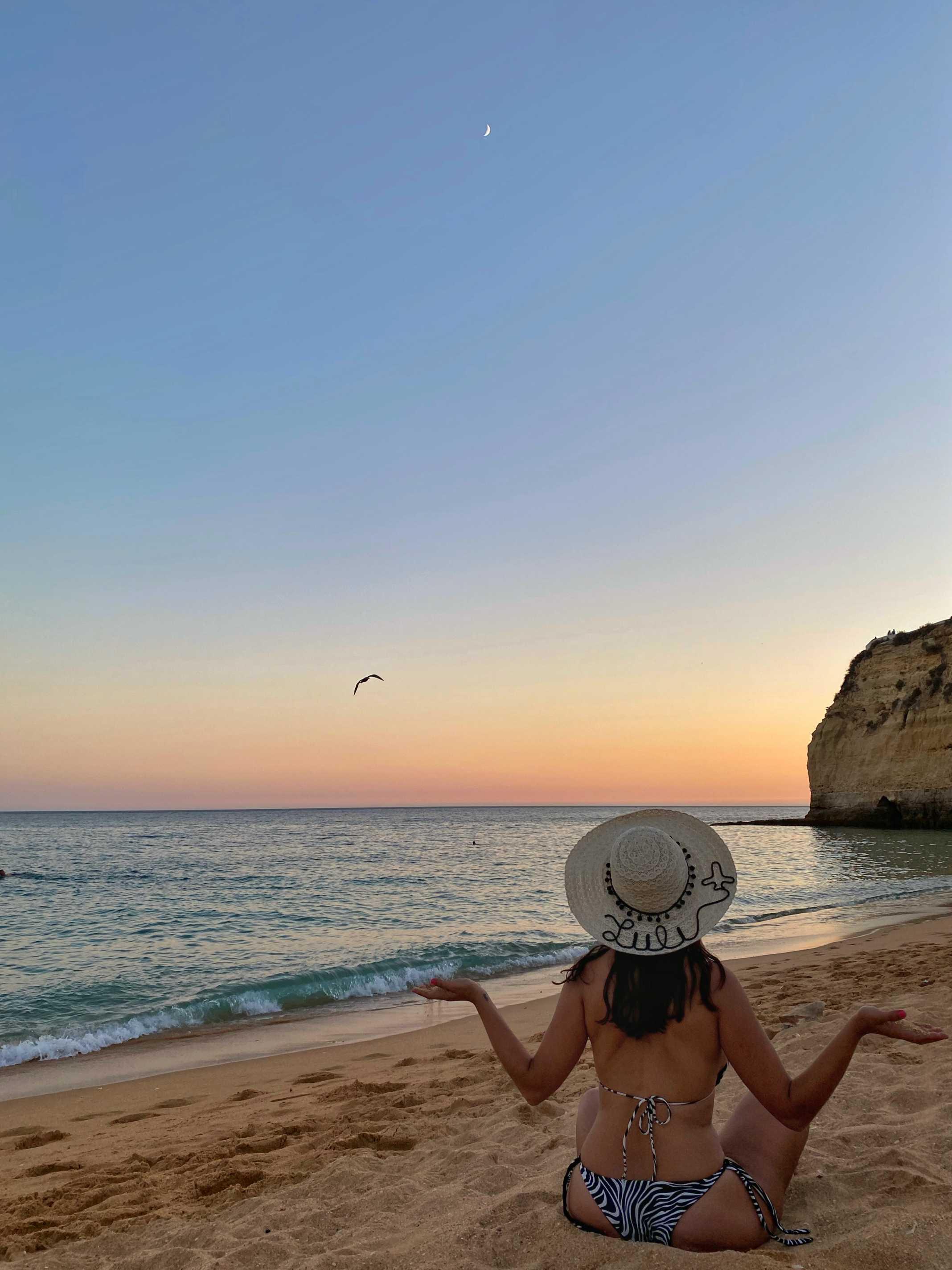 Praia de Carvoeiro Algarve