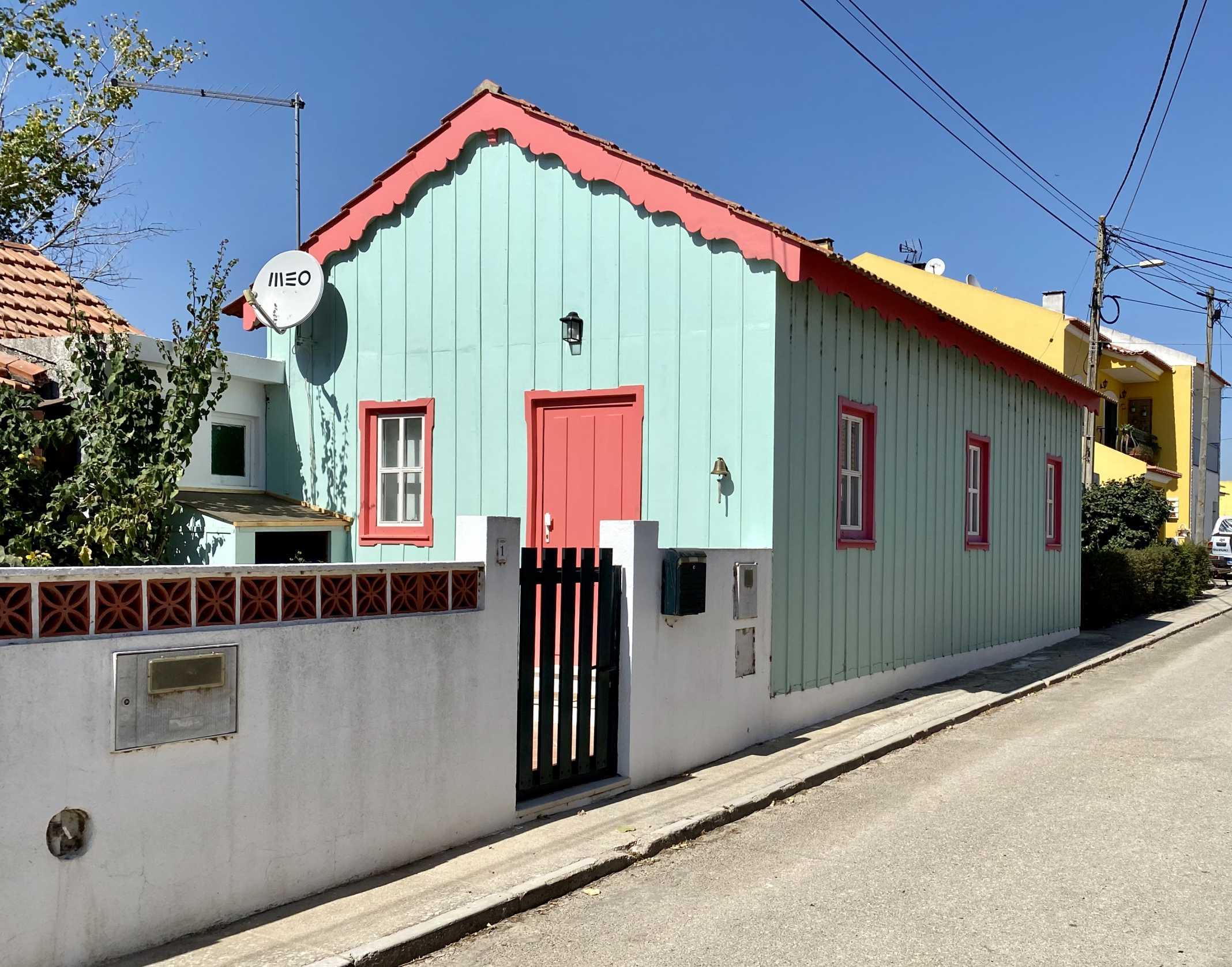 casas coloridas escaroupim
