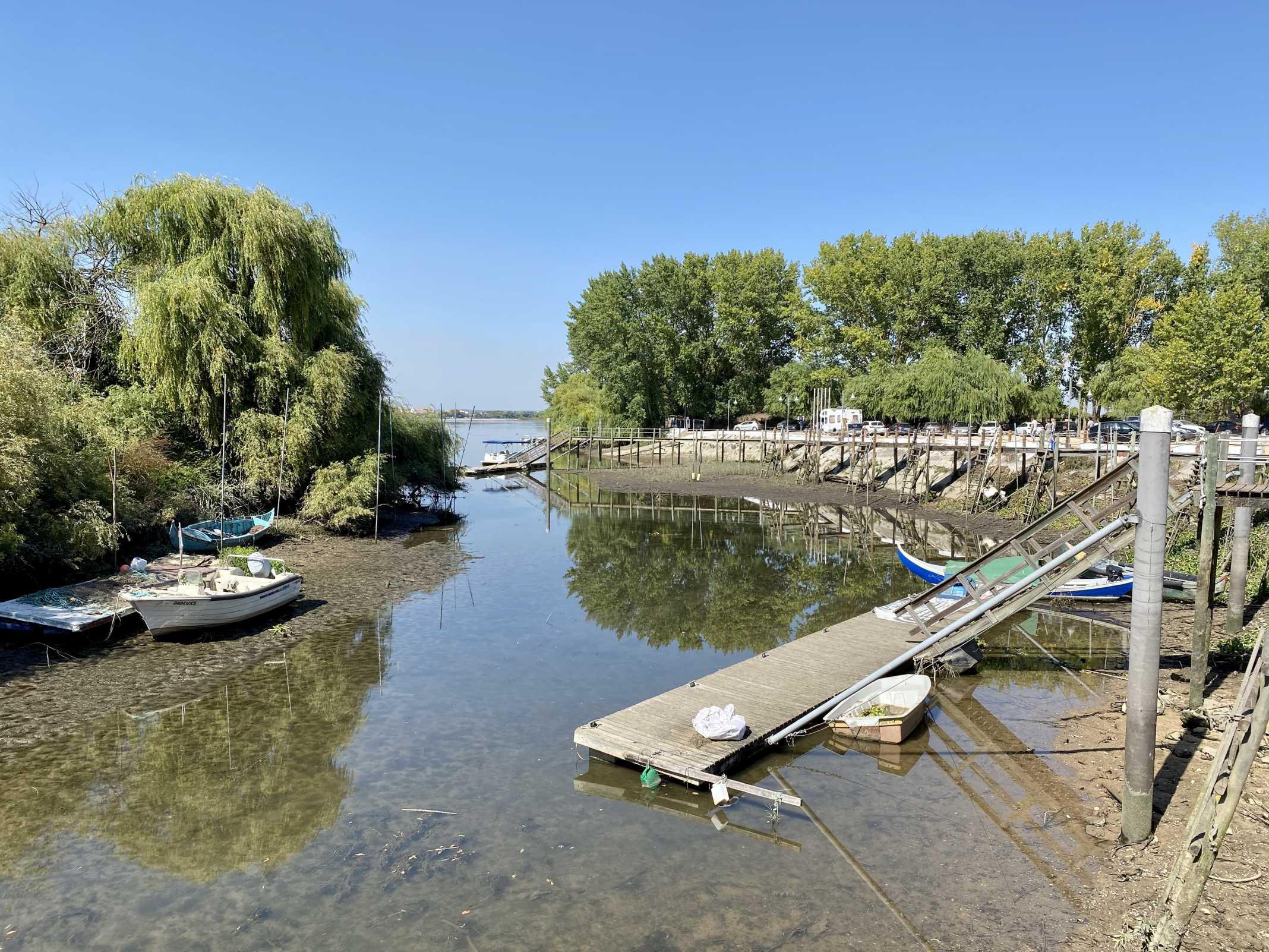 escaroupim vila de pescadores