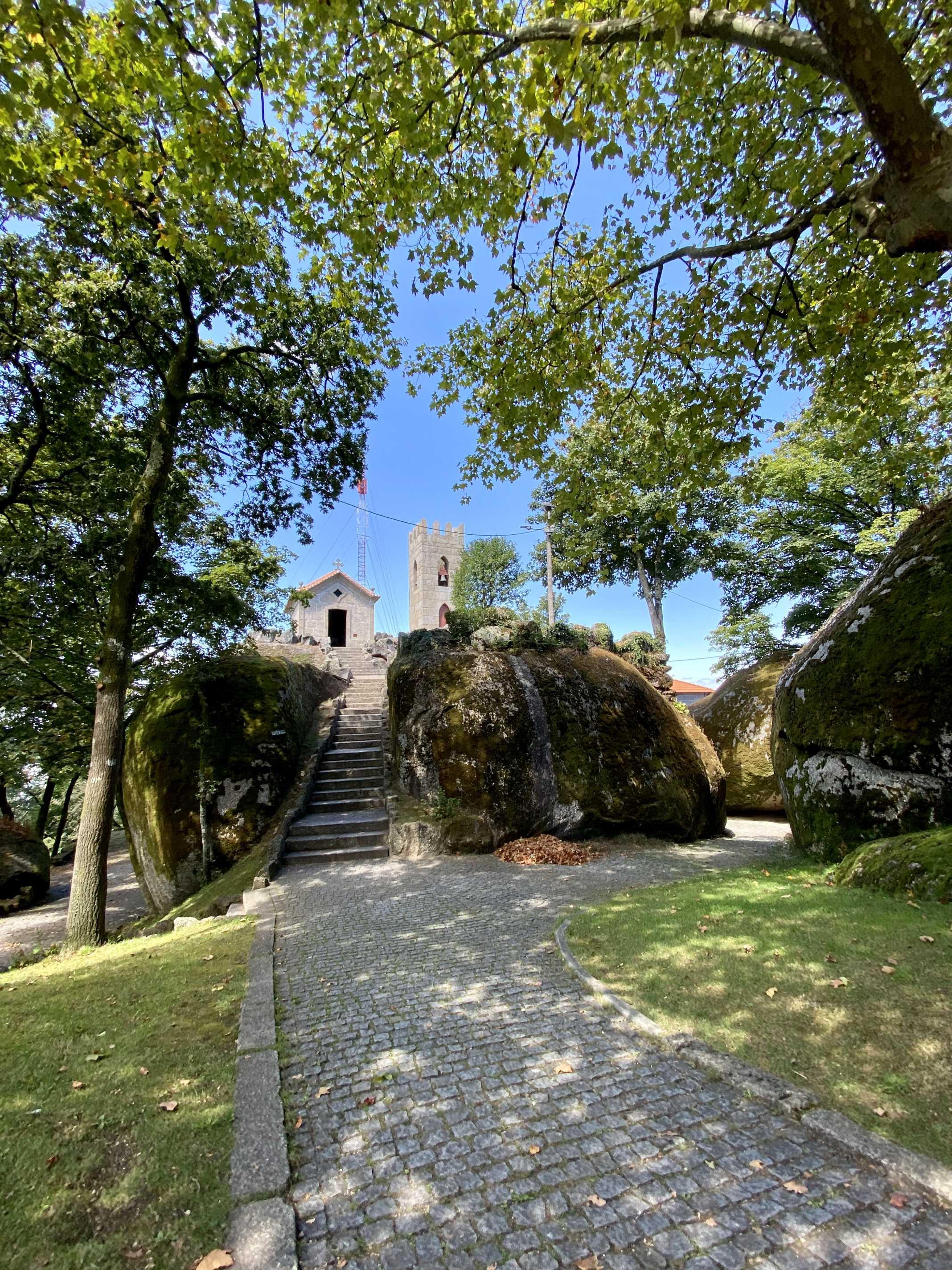 Guimarães Santuário da Penha