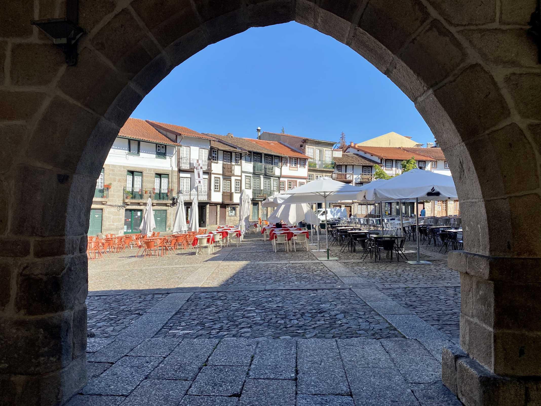 roteiro viagem guimarães portugal