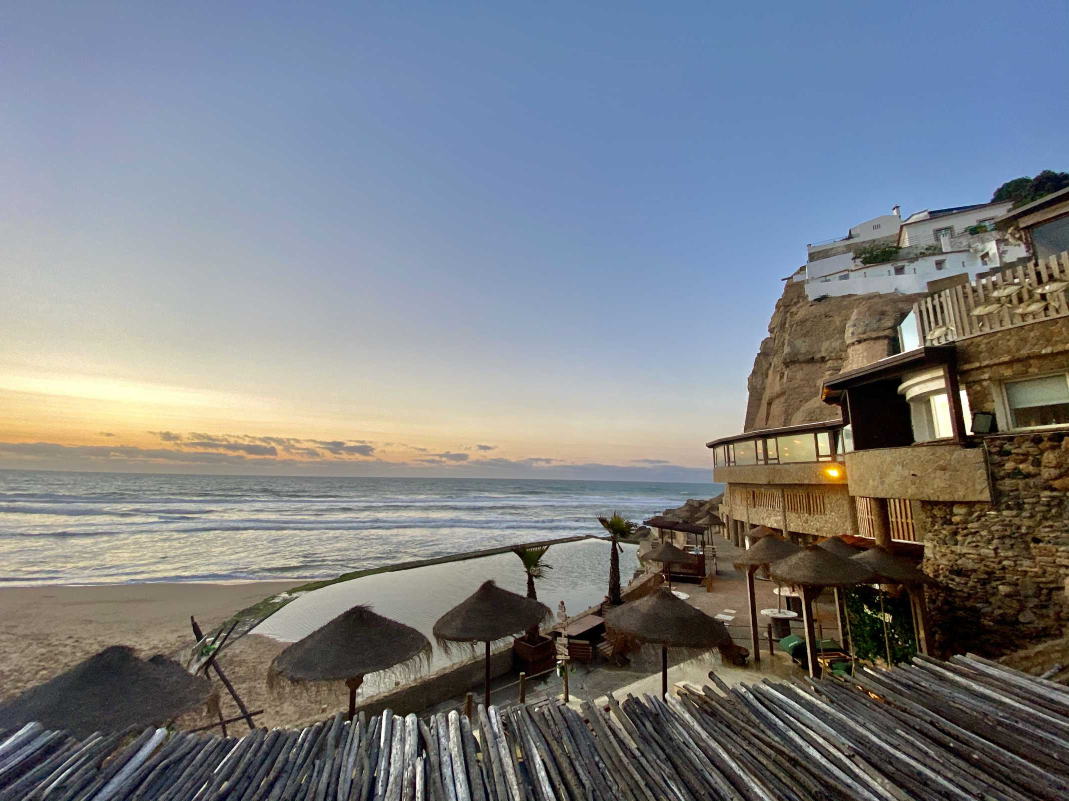 azenhas do mar restaurante