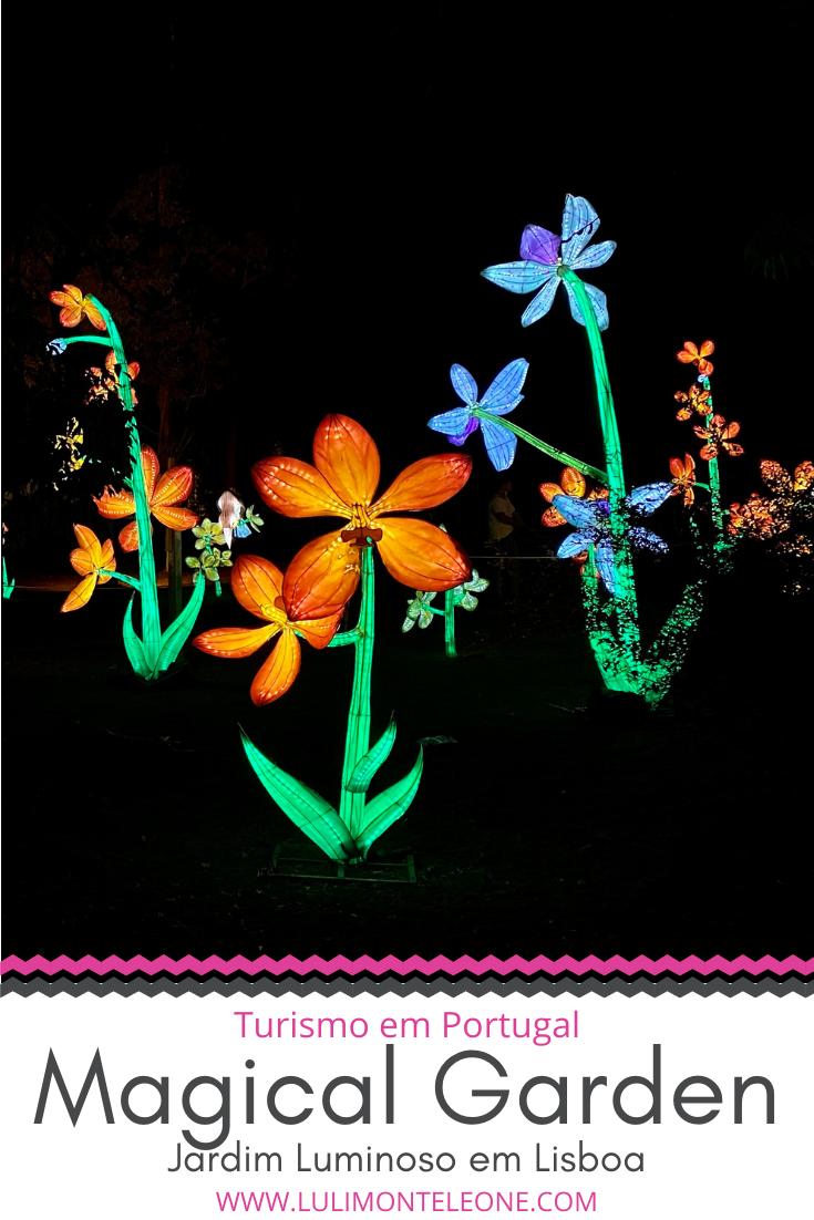 magical garden belem lisboa