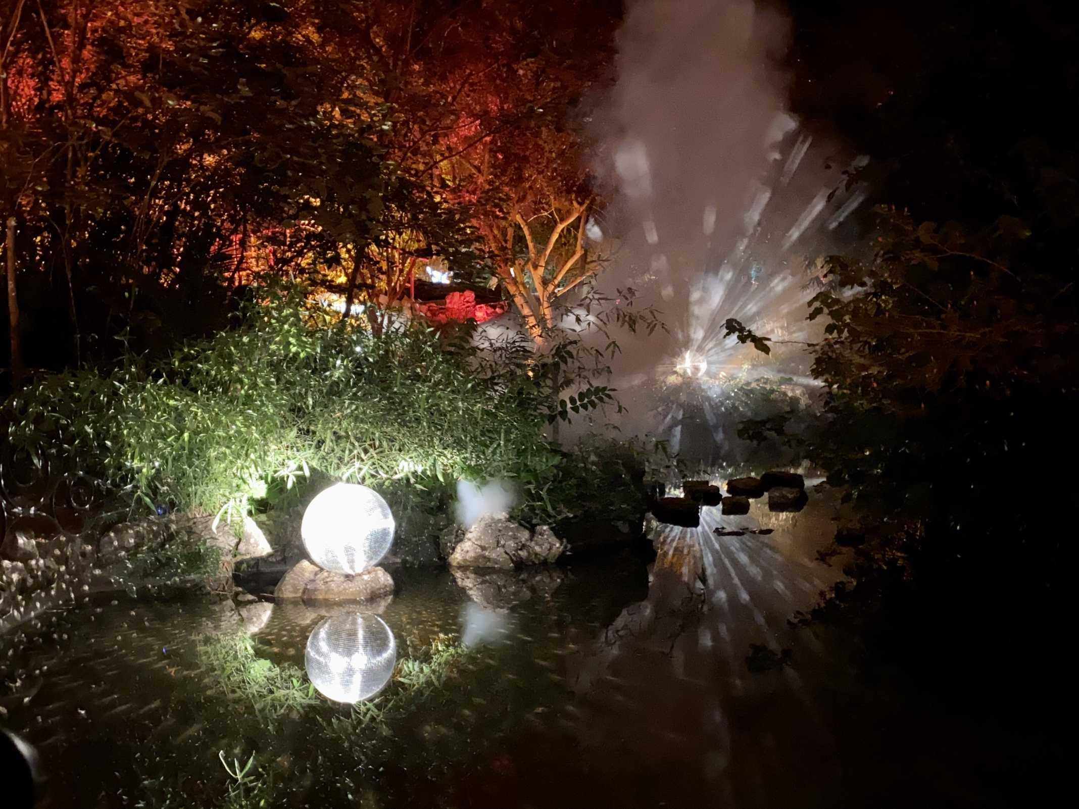 magical garden ocubo