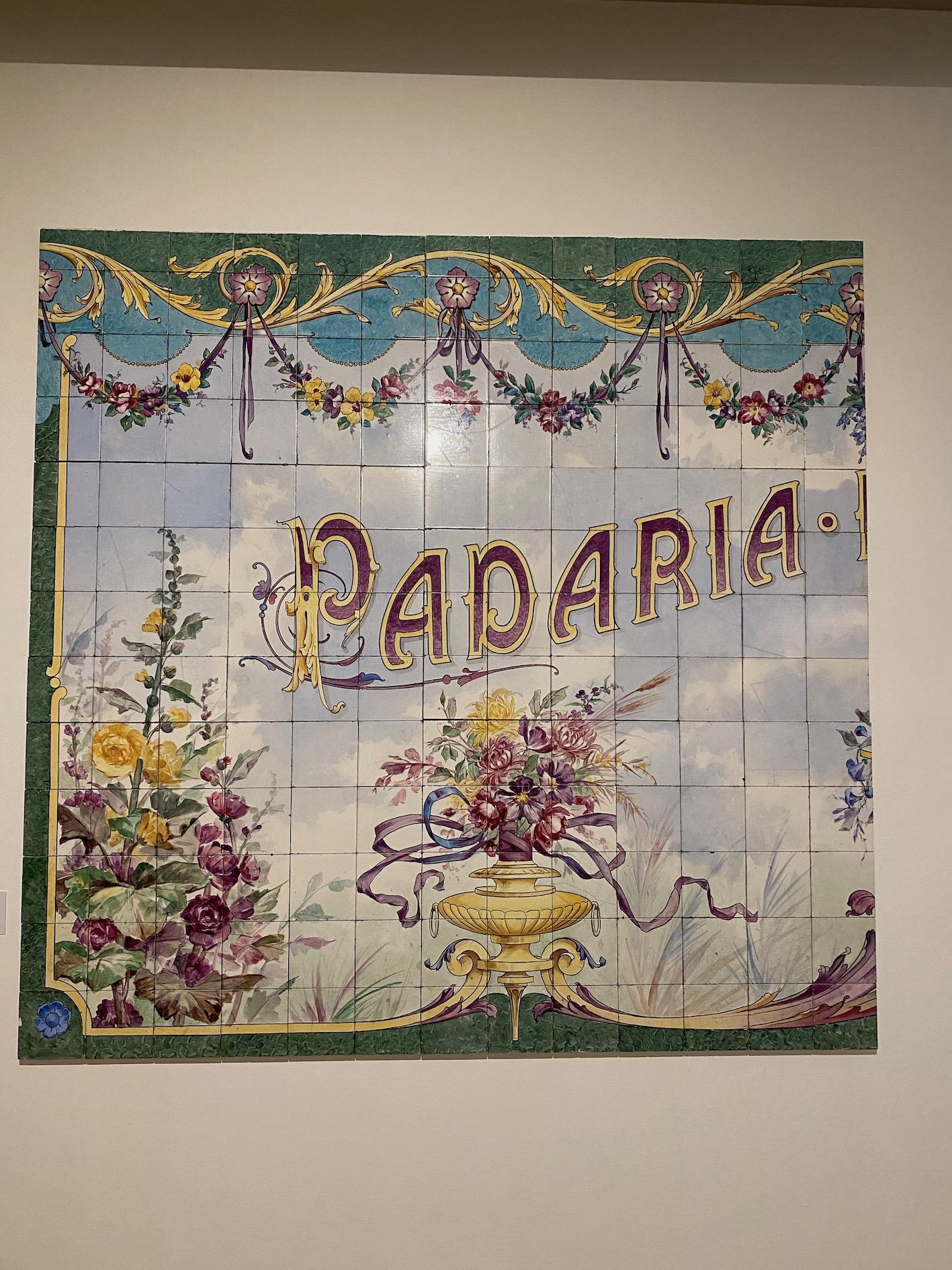 azulejo portugues publicidade