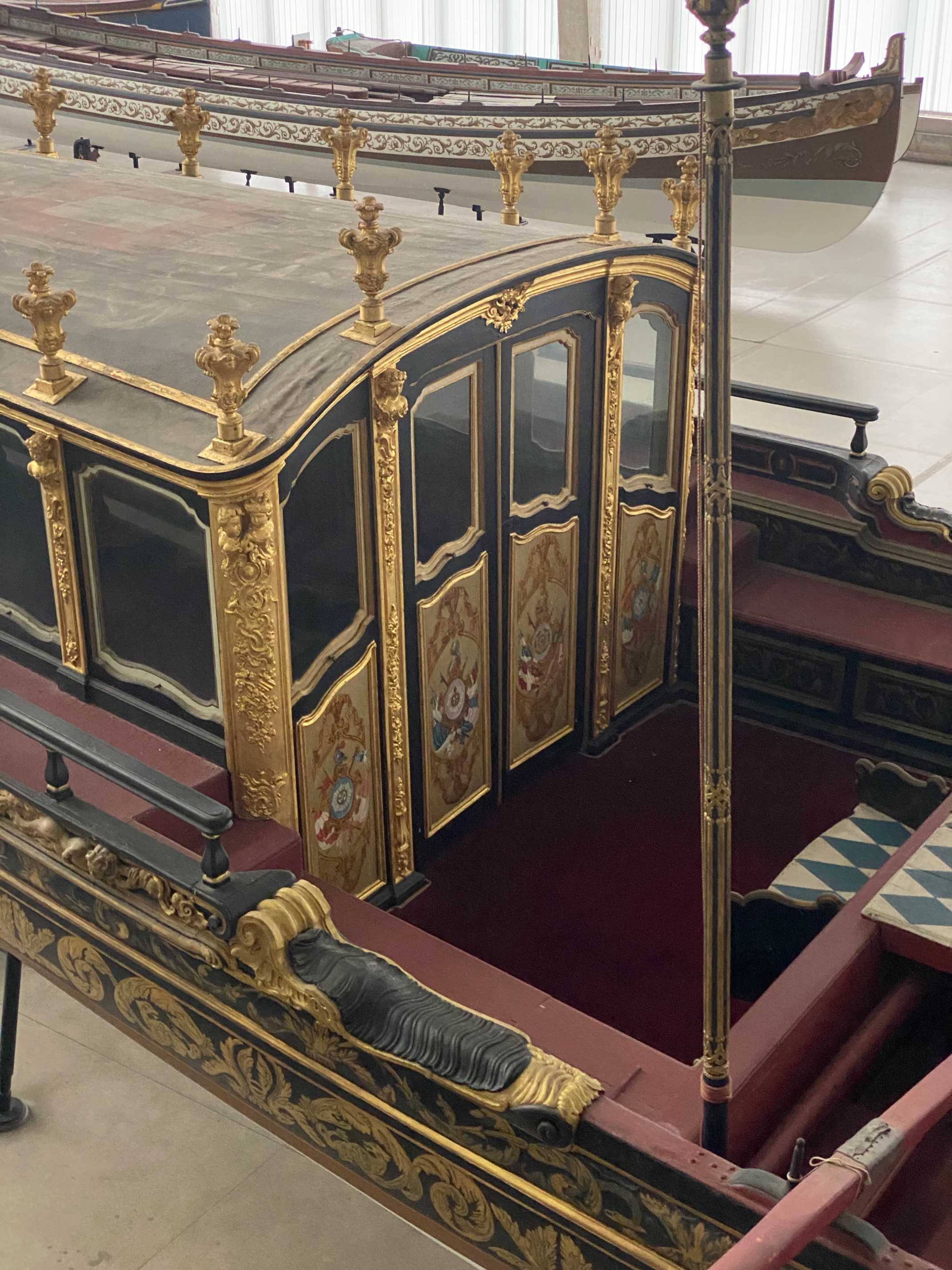 barco familia real portugal