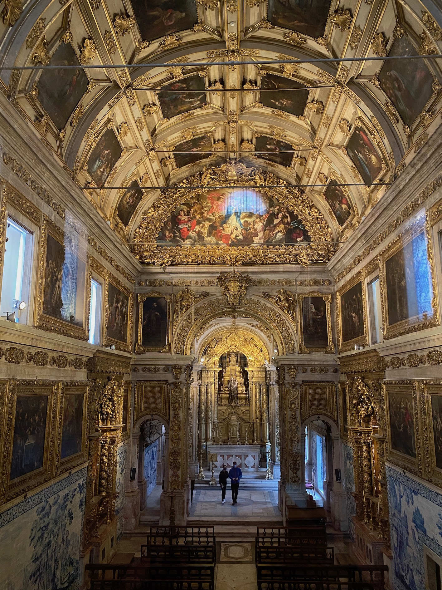 capela museu azulejo lisboa