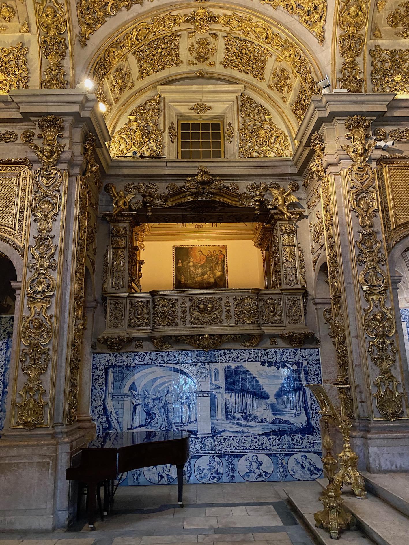 capela museu do azulejo