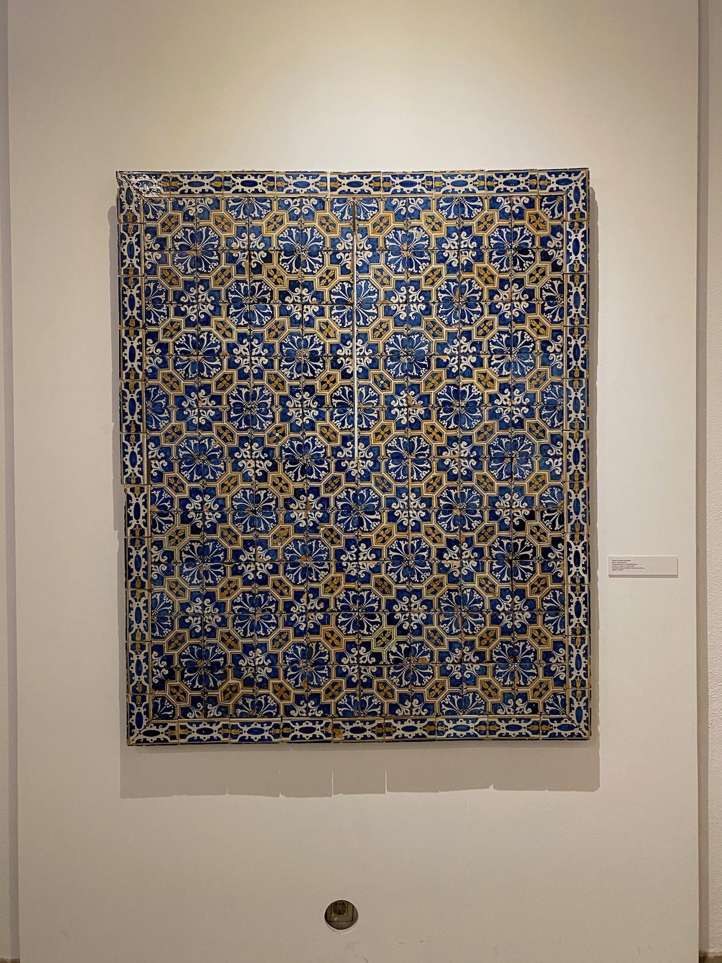 historia azulejo portugues