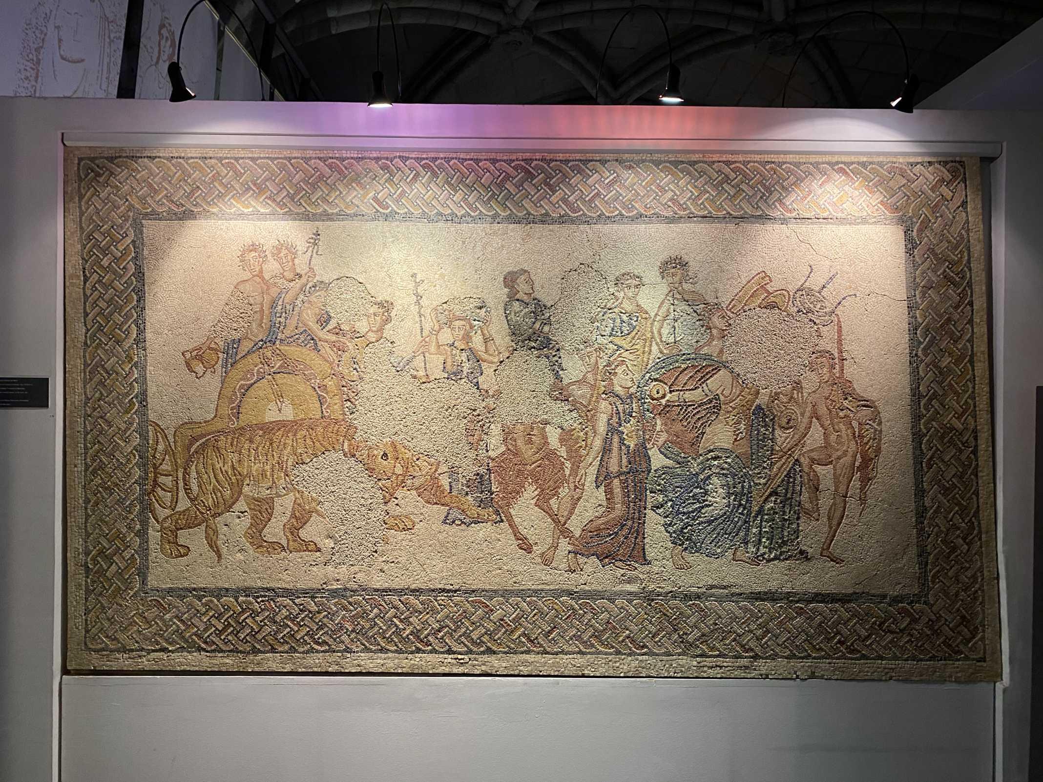 mosaicos romanos lisboa
