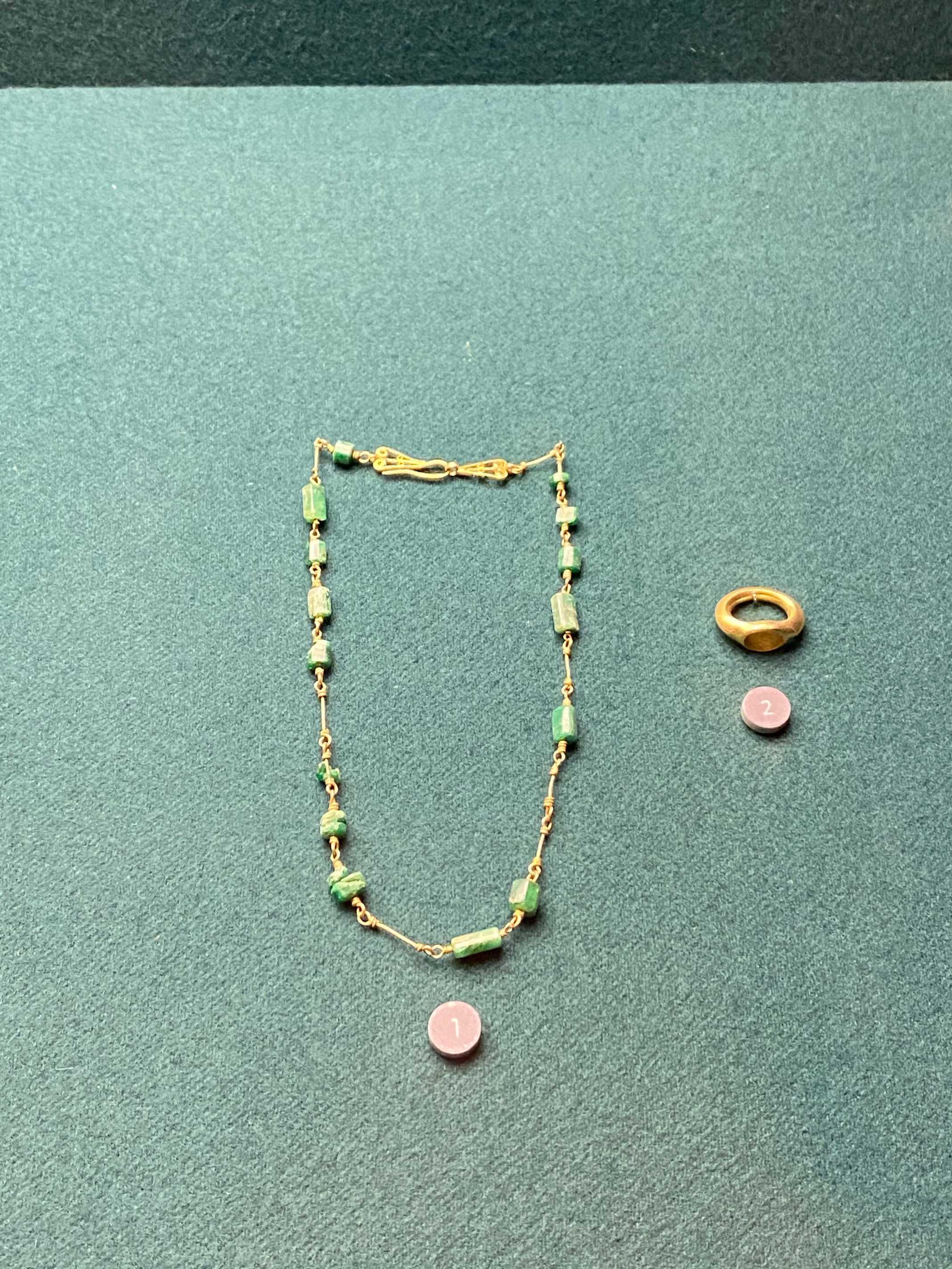museu arqueologia lisboa joias