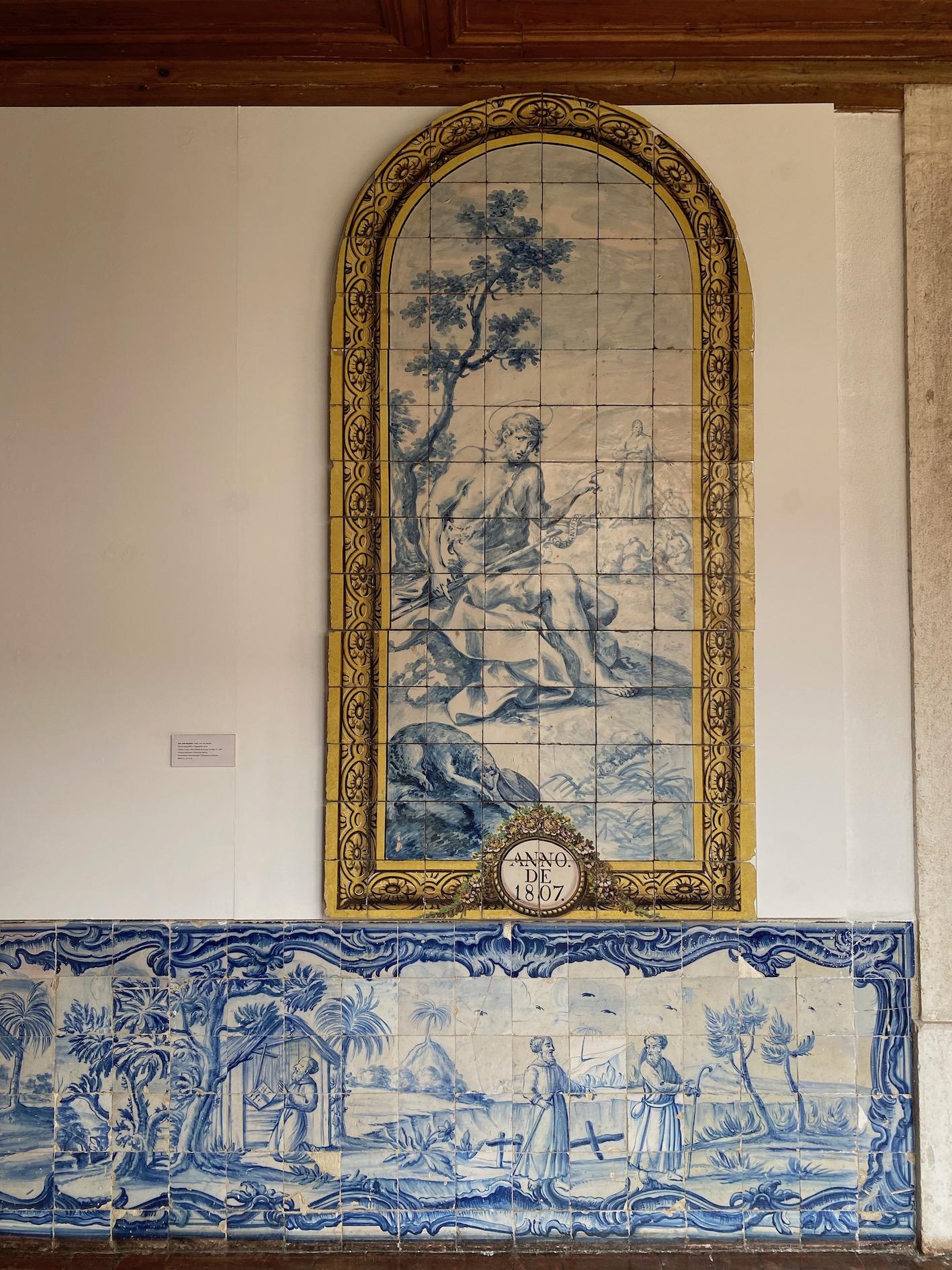 museu azulejo lisbon