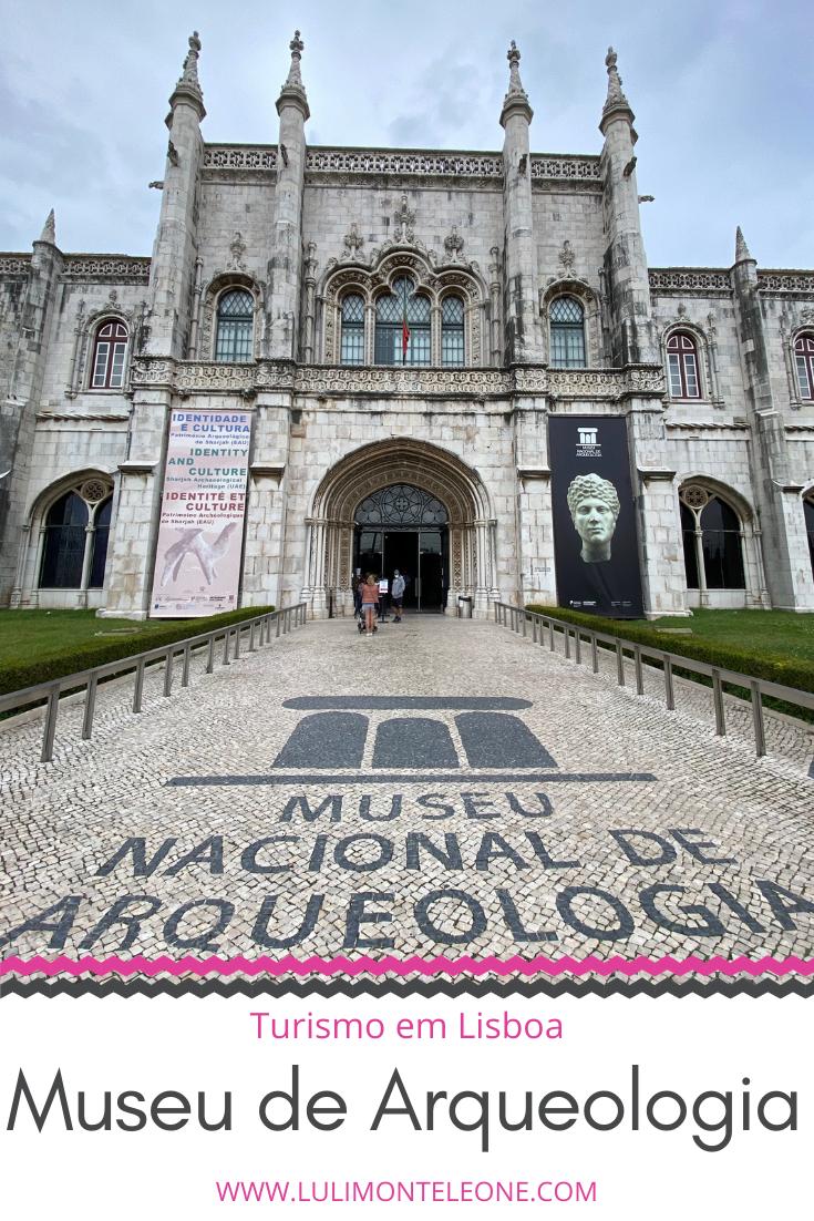 museu nacional de arqueologia em lisboa portugal