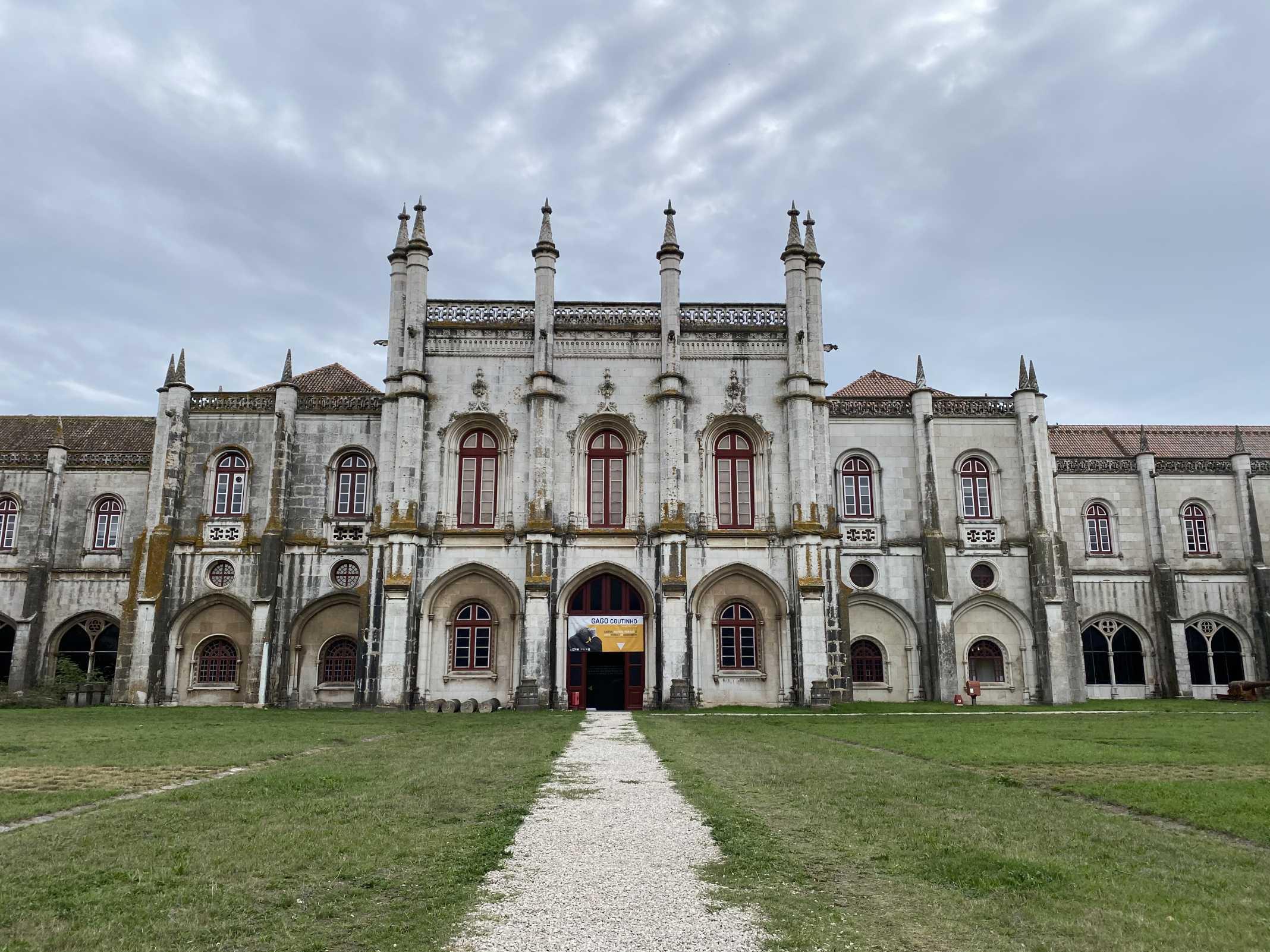 Mosteiro dos jeronimos museu de marinha