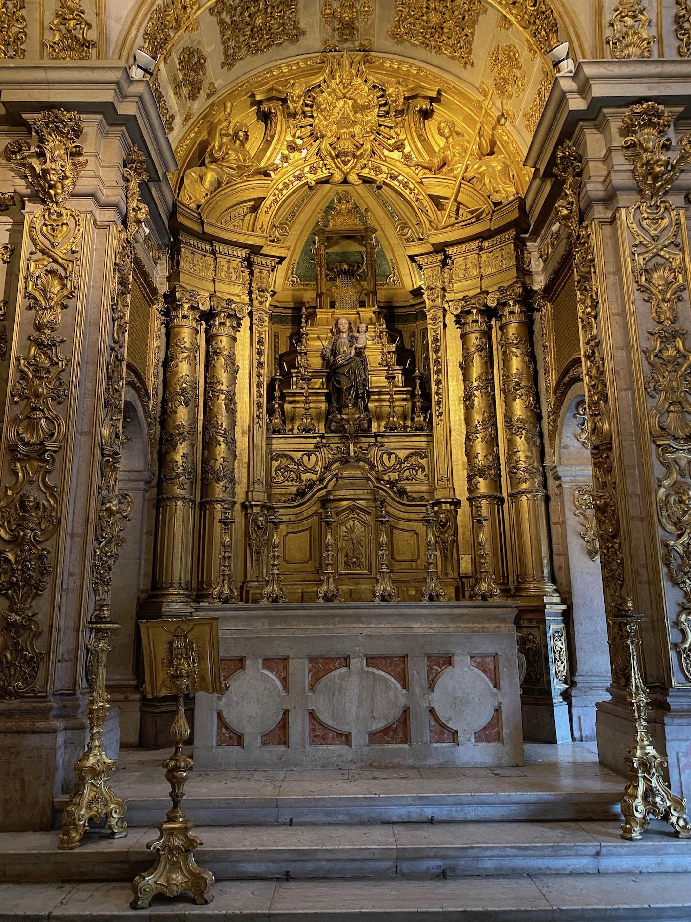 museu do azulejo igreja