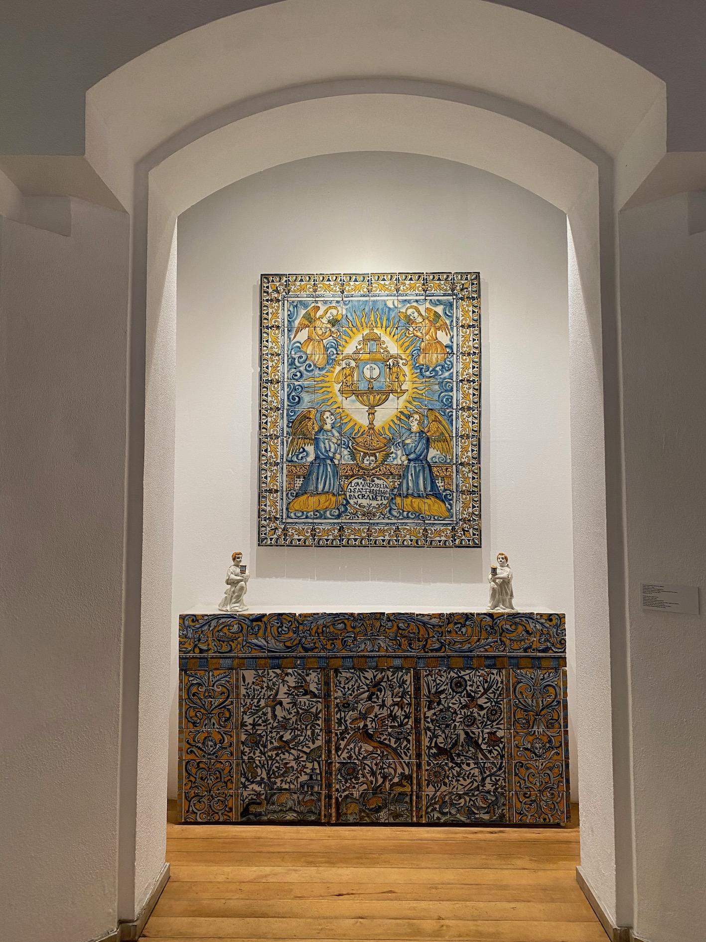 museu do azulejo religião