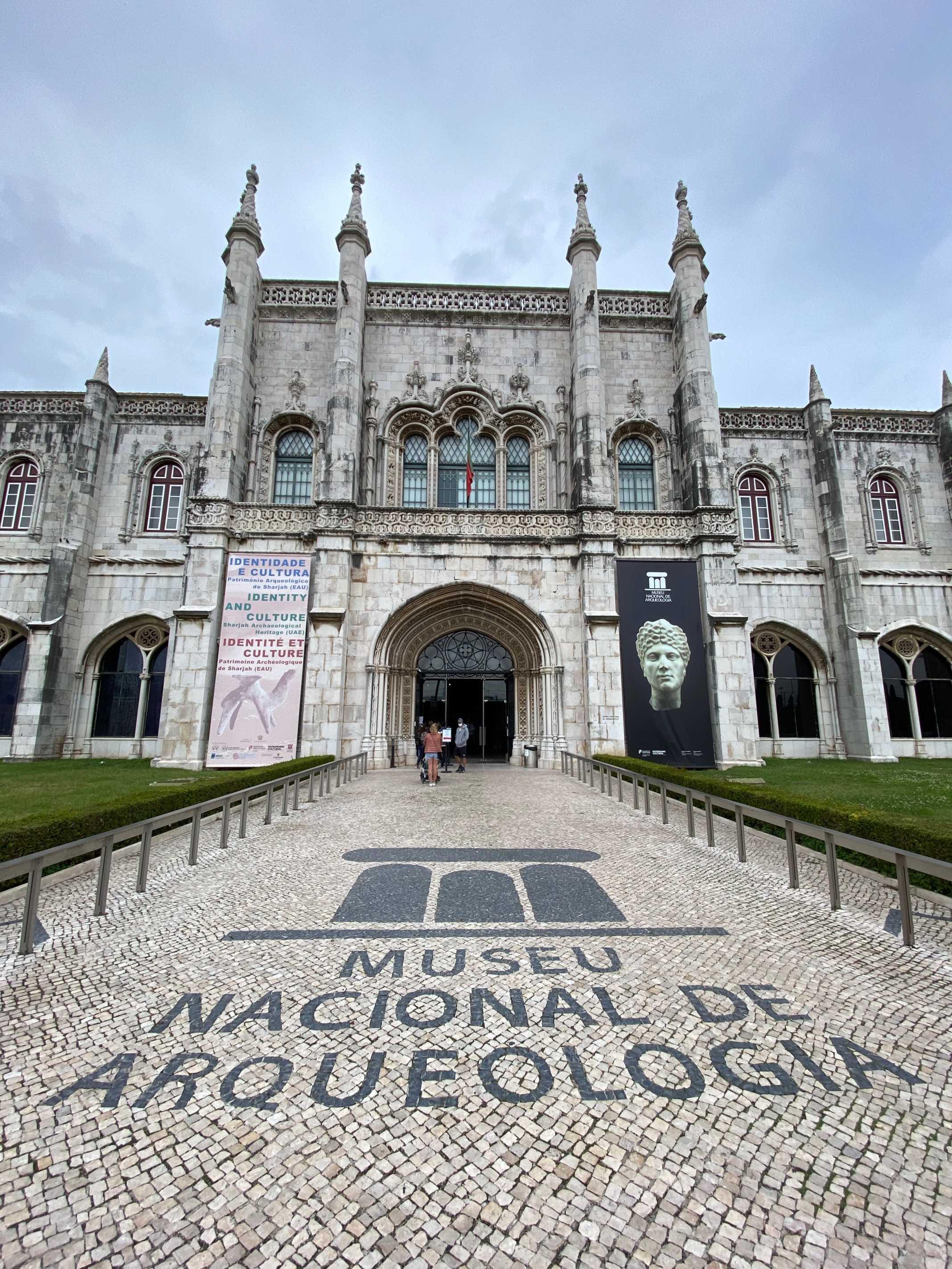 museu nacional de arqueologia lisboa portugal